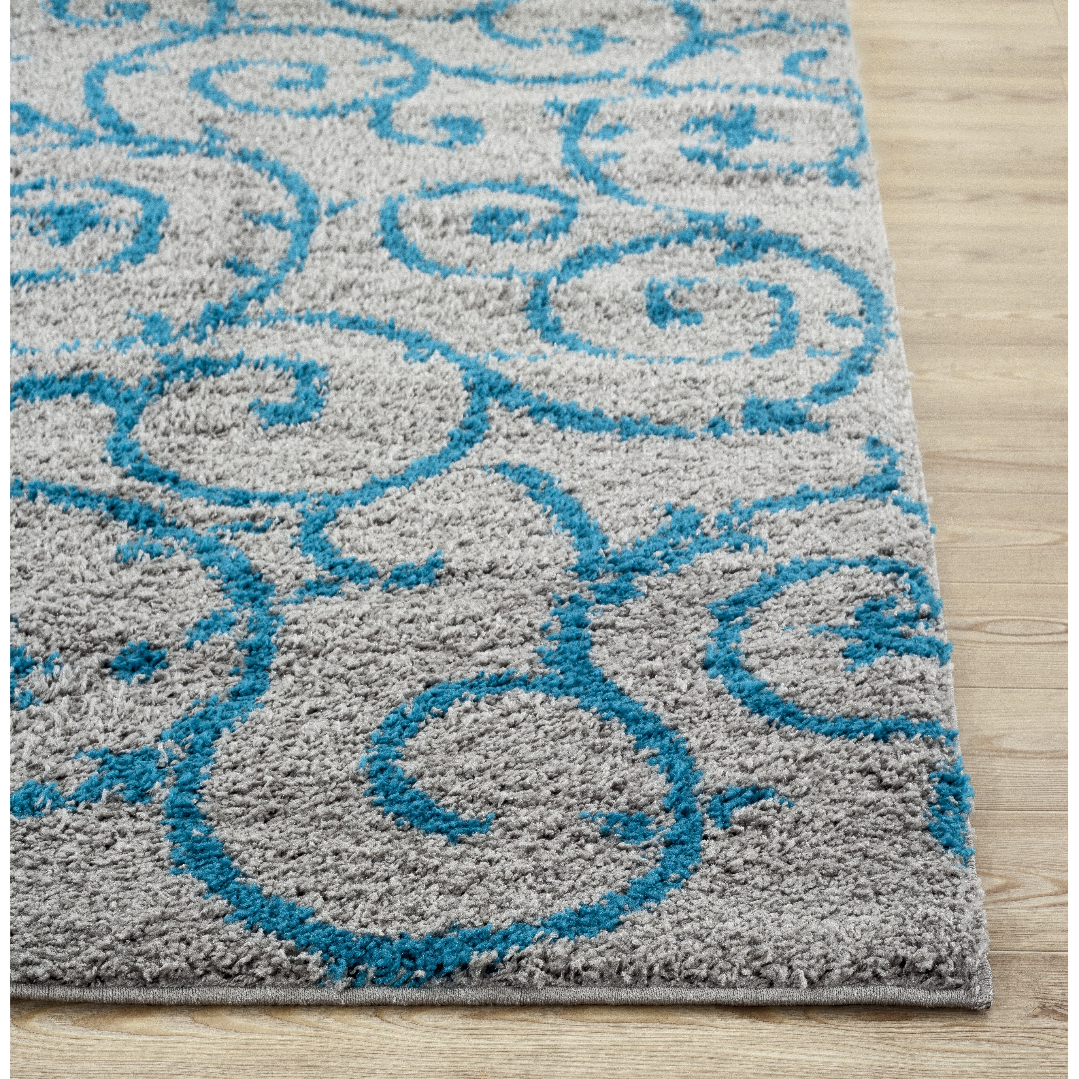 World Rug Gallery Florida Turquoise Area Rug Reviews