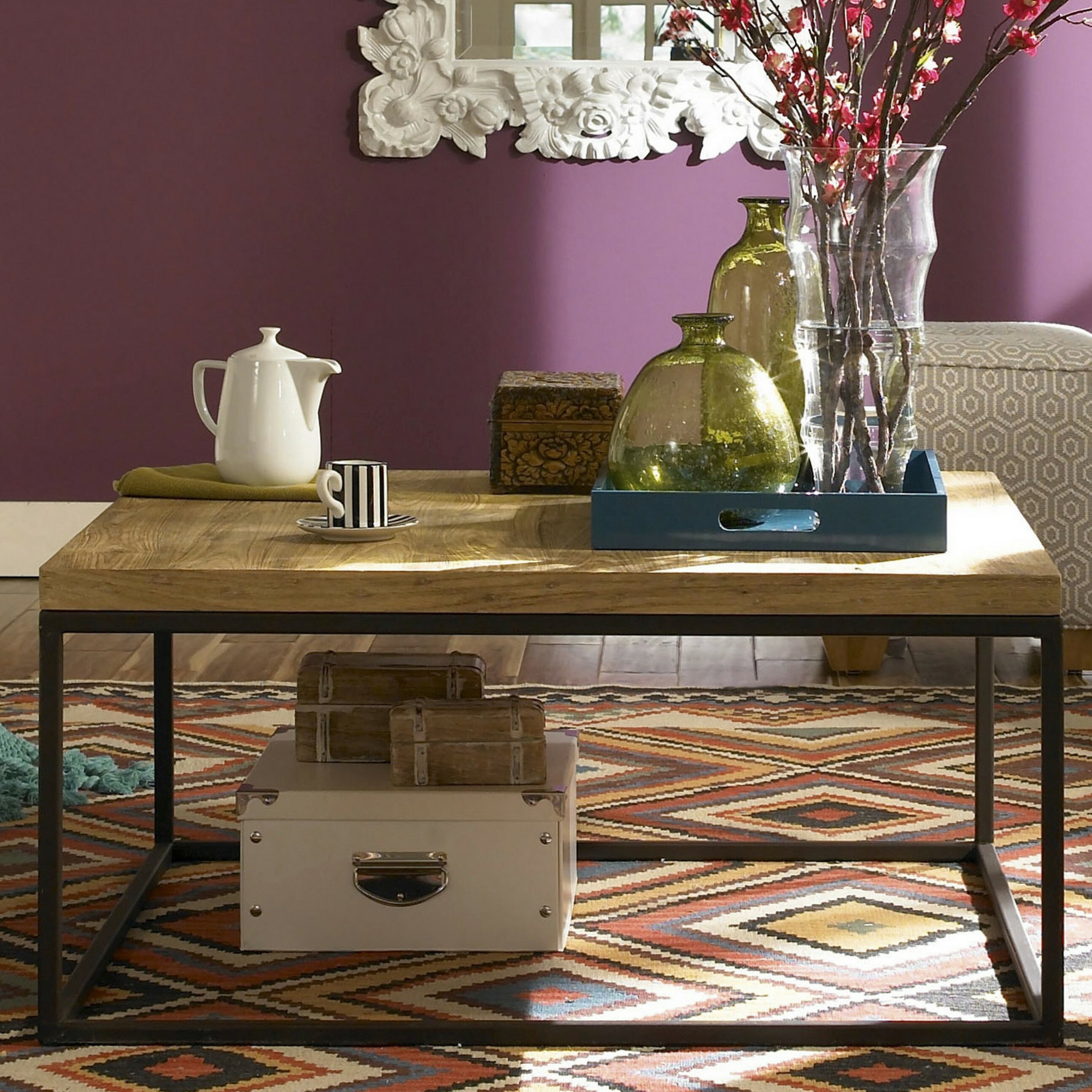 Phillips Collection Felix Coffee Table Reviews Wayfair