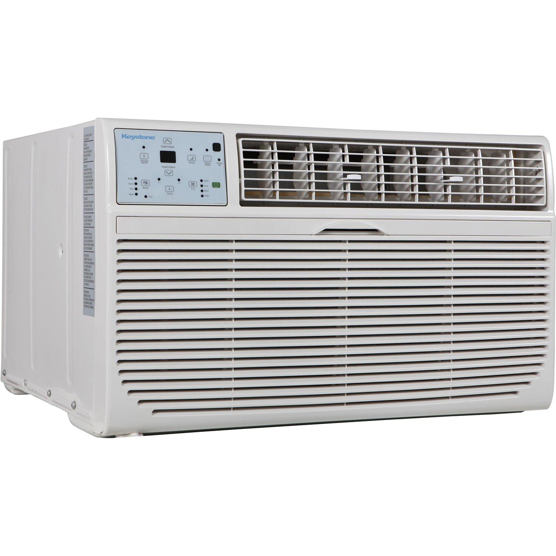 Keystone 8000 Btu Through The Wall Air Conditioner With