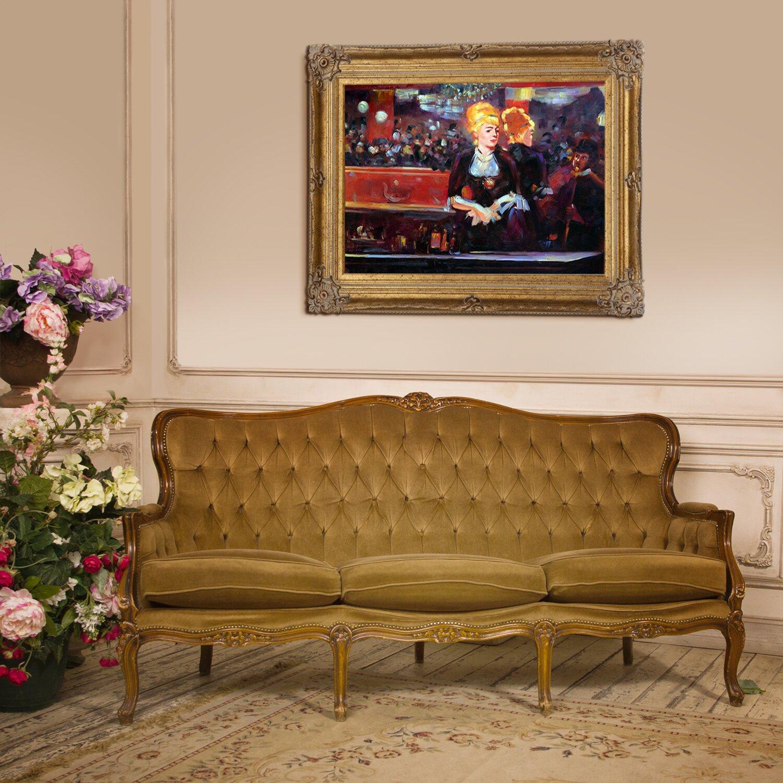 Edouard Manet Eine Bar in den FoliesBergère