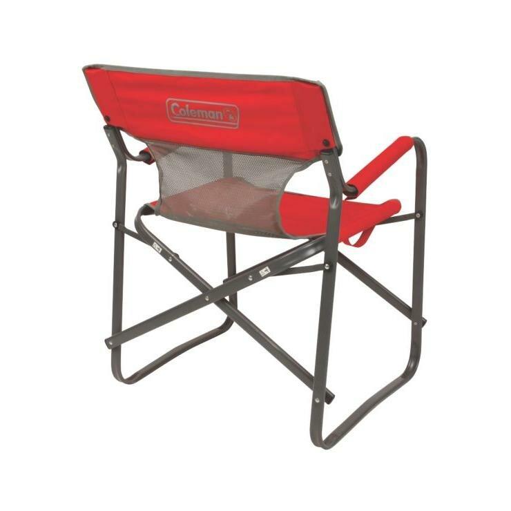 Coleman steel deck chair reviews wayfair for Patio furniture covers makro