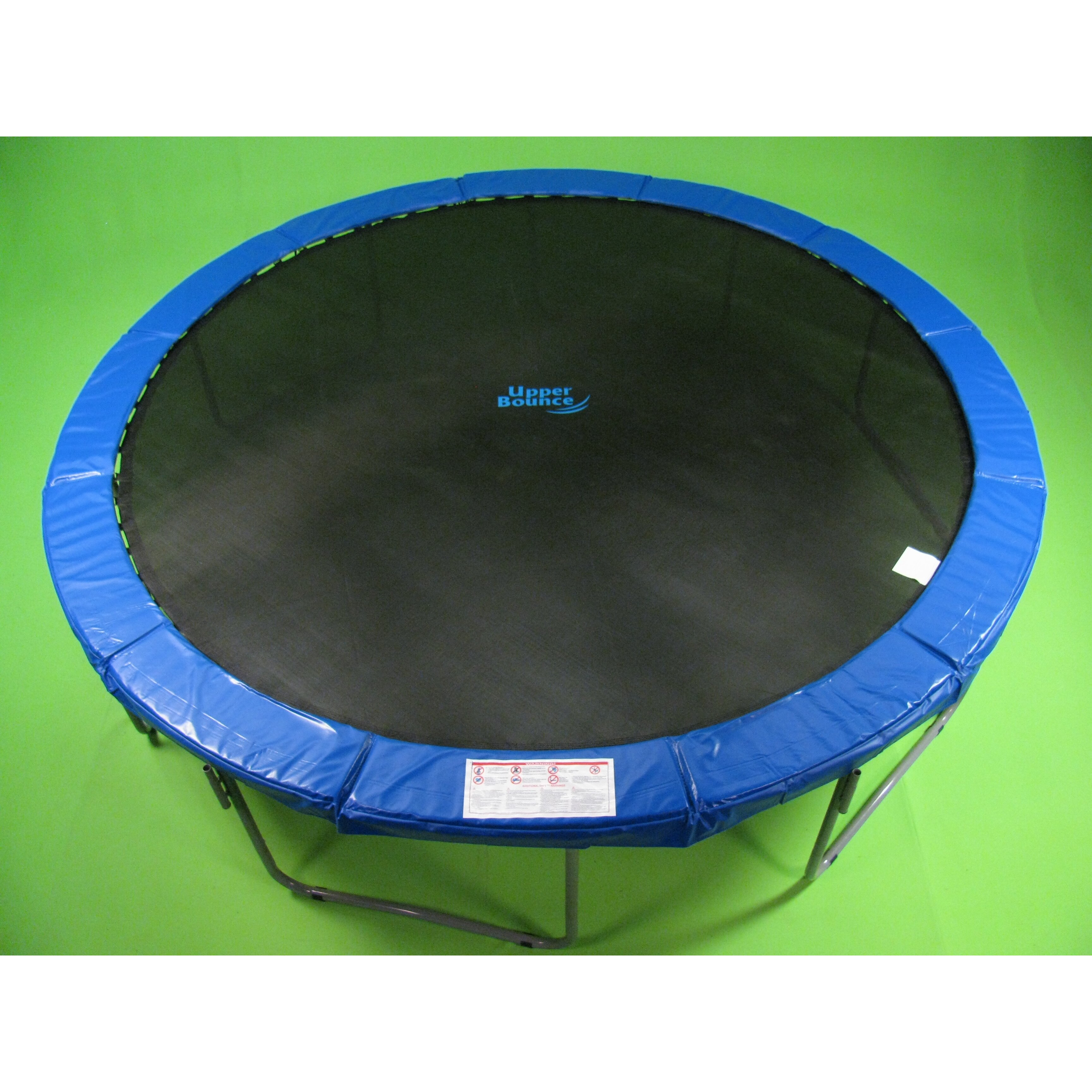 Upper Bounce Super Trampoline Safety Pad Spring Cover: Upper Bounce Pad For 14' Trampoline & Reviews