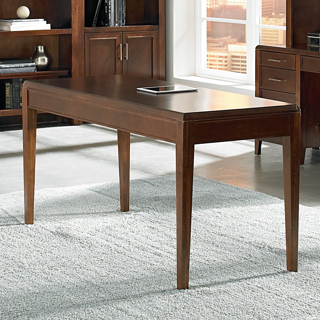 Martin Home Furnishings Concord Writing Desk with 1 Drawer