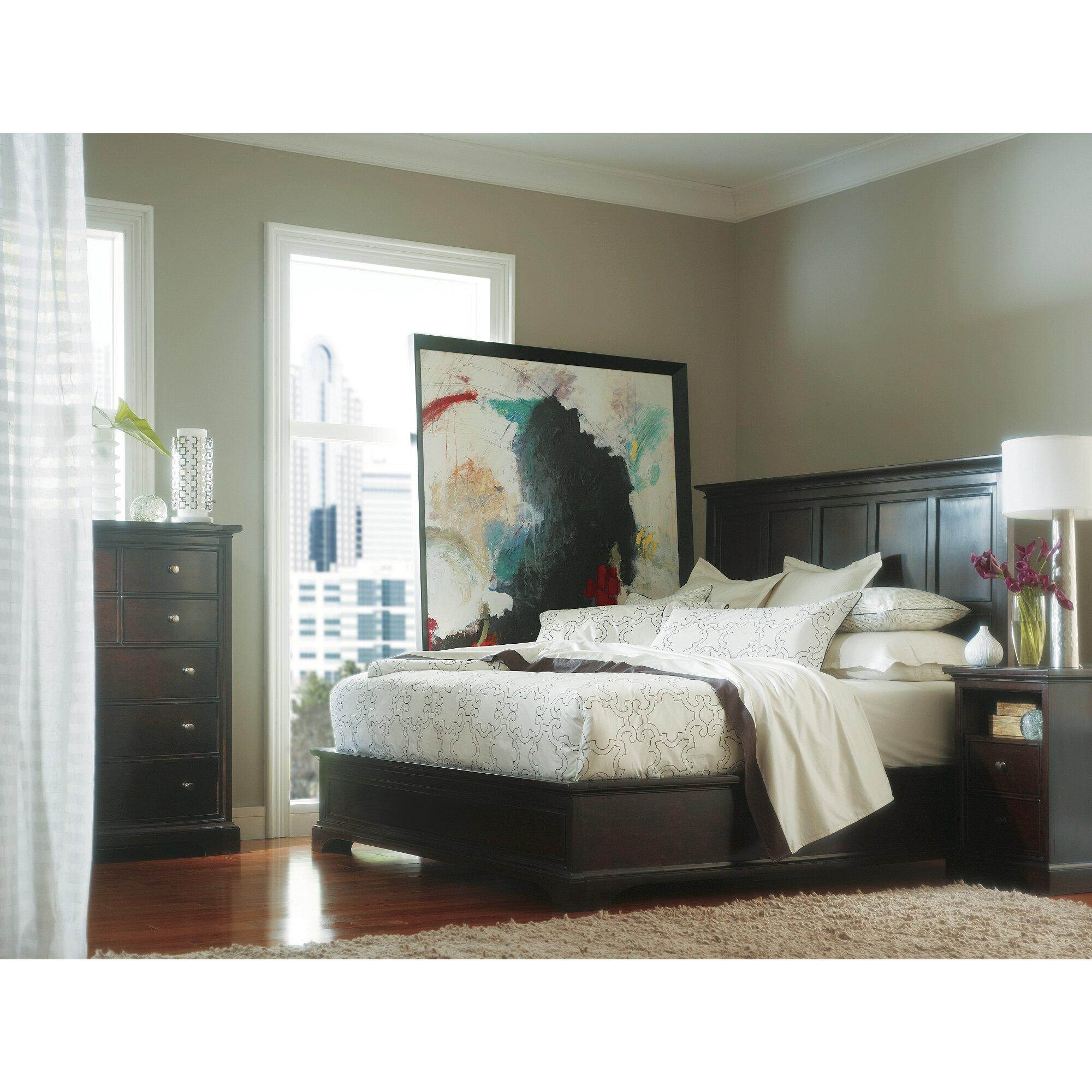 stanley the classic portfolio transitional panel stanley furniture continental bedroom set sl1281340set