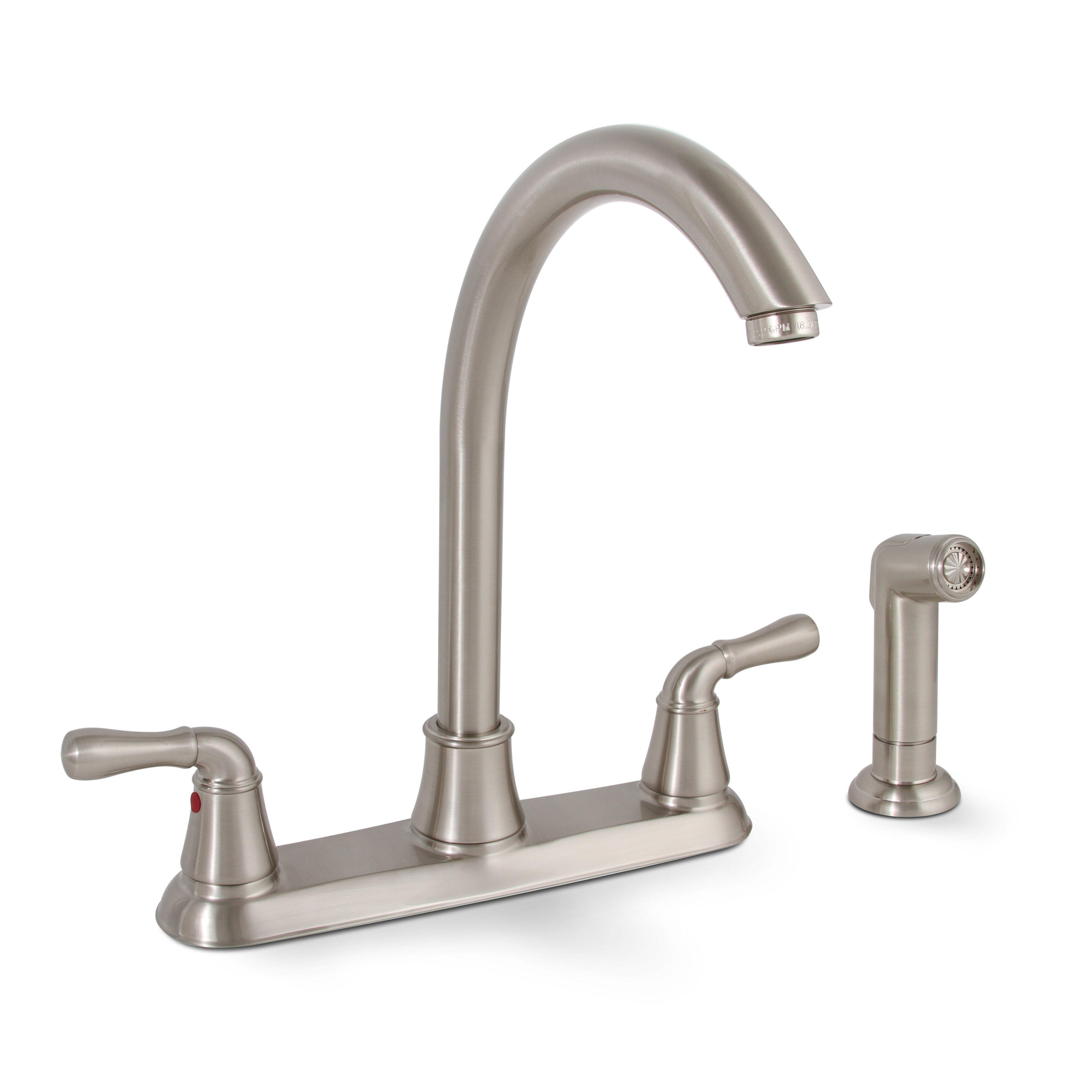 Premier Kitchen Faucet 120028lf Amf Brothers 28 Premier Kitchen Faucet Faucet Com 120025lf In