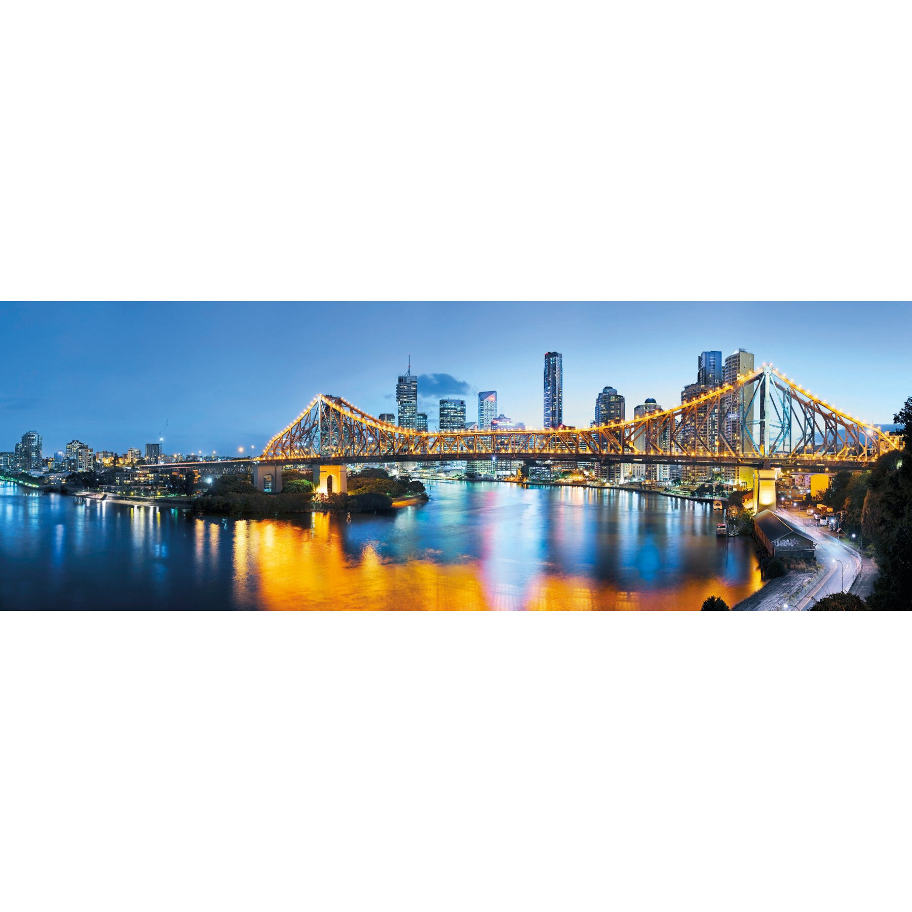 komar brisbane wall mural wayfair brisbane australia love queensland wall art brisbane