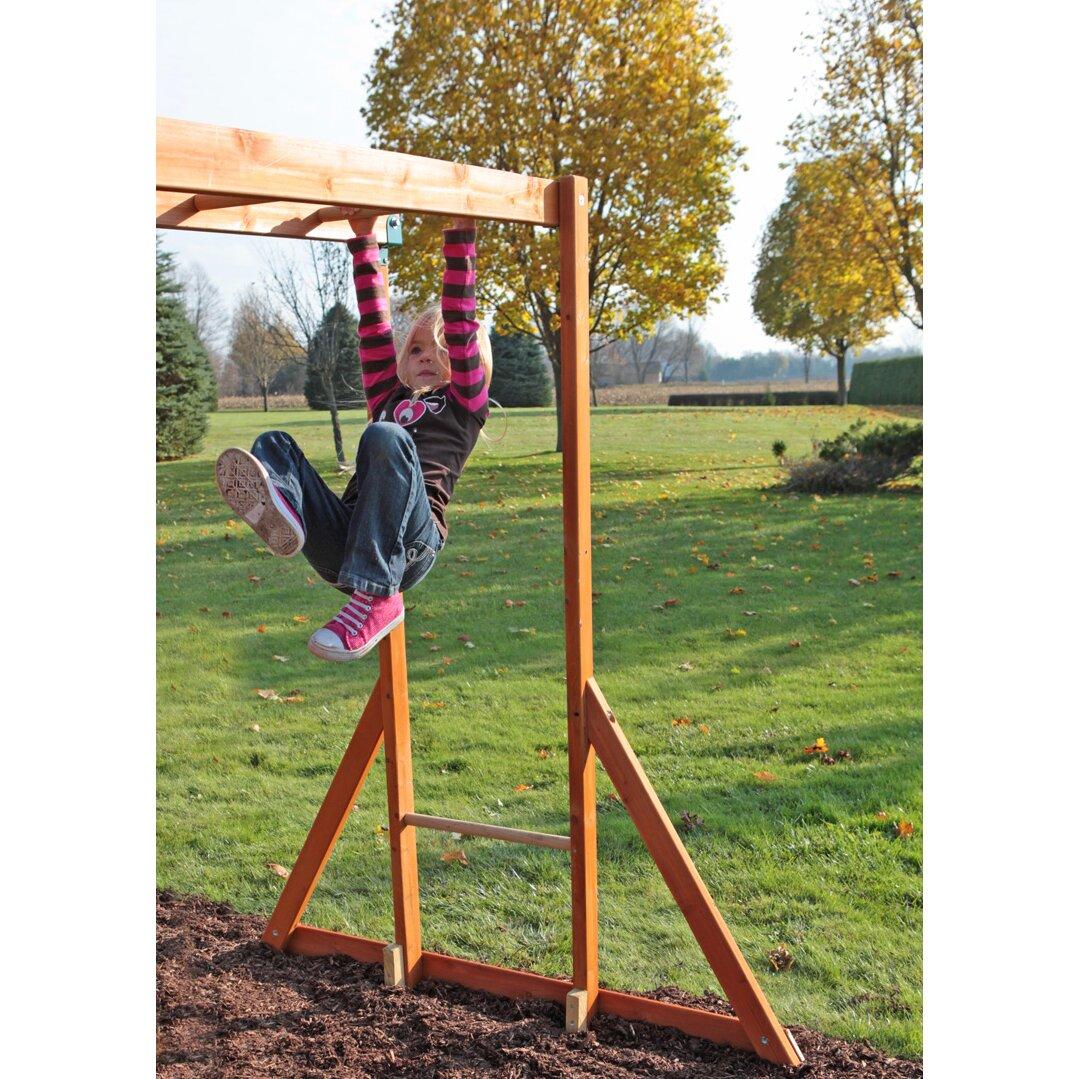 Big Backyard Barrington Swing Set & Reviews