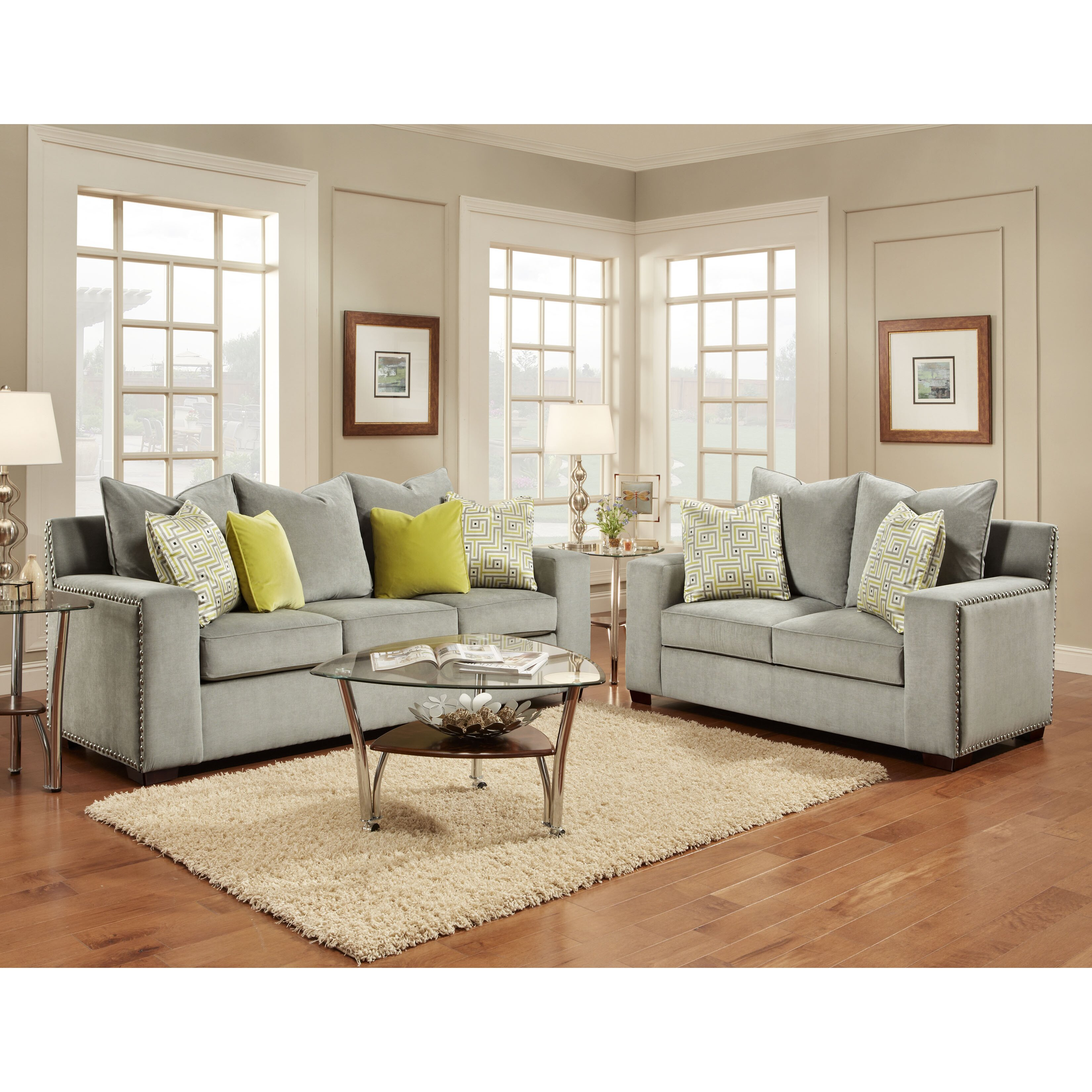 Wildon Home Kingston Living Room Collection Reviews