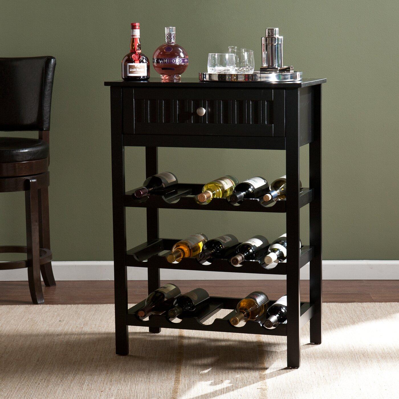 Wildon Home 174 Heartland 15 Bottle Wine Rack Amp Reviews