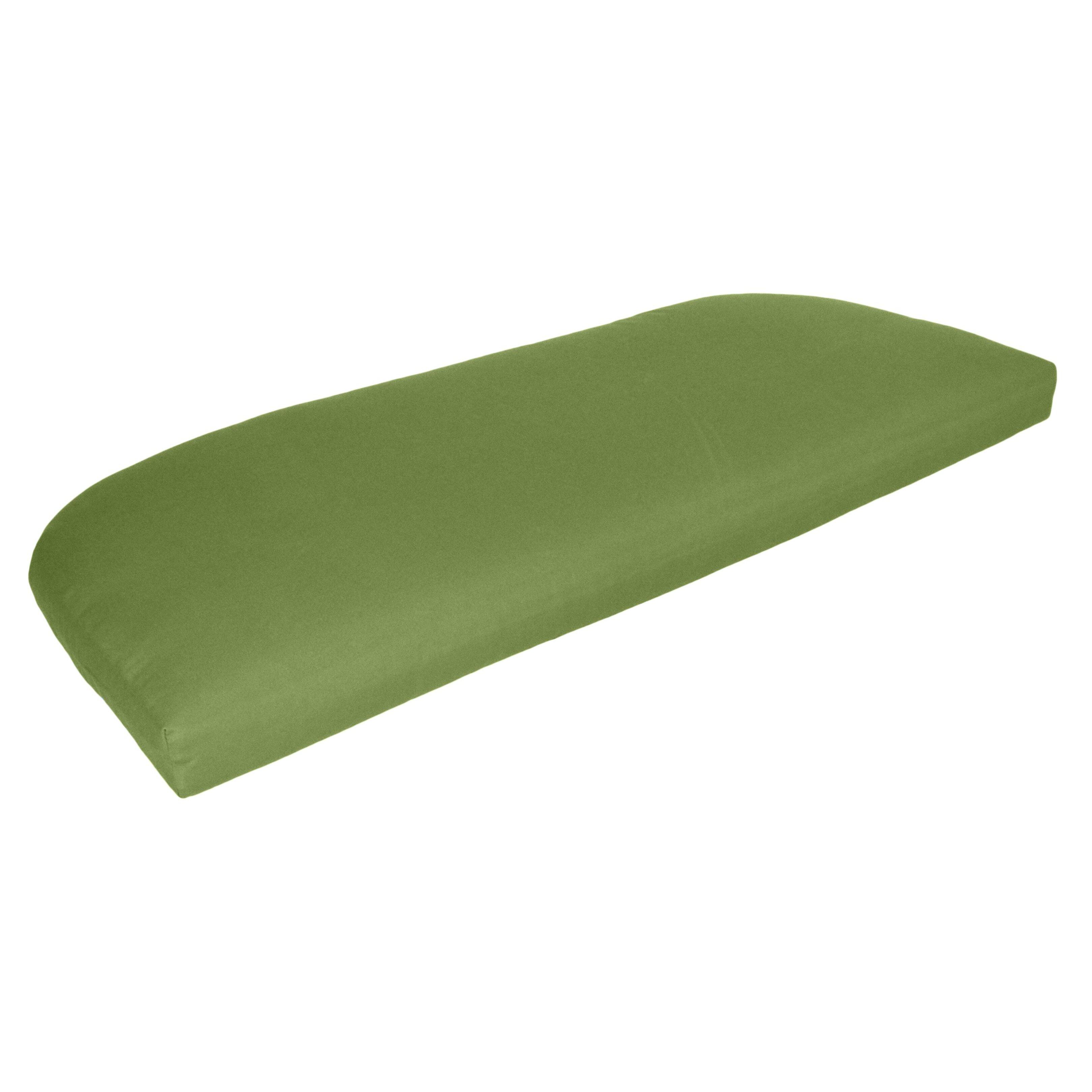 Wildon Home Outdoor Sunbrella Bench Cushion & Reviews
