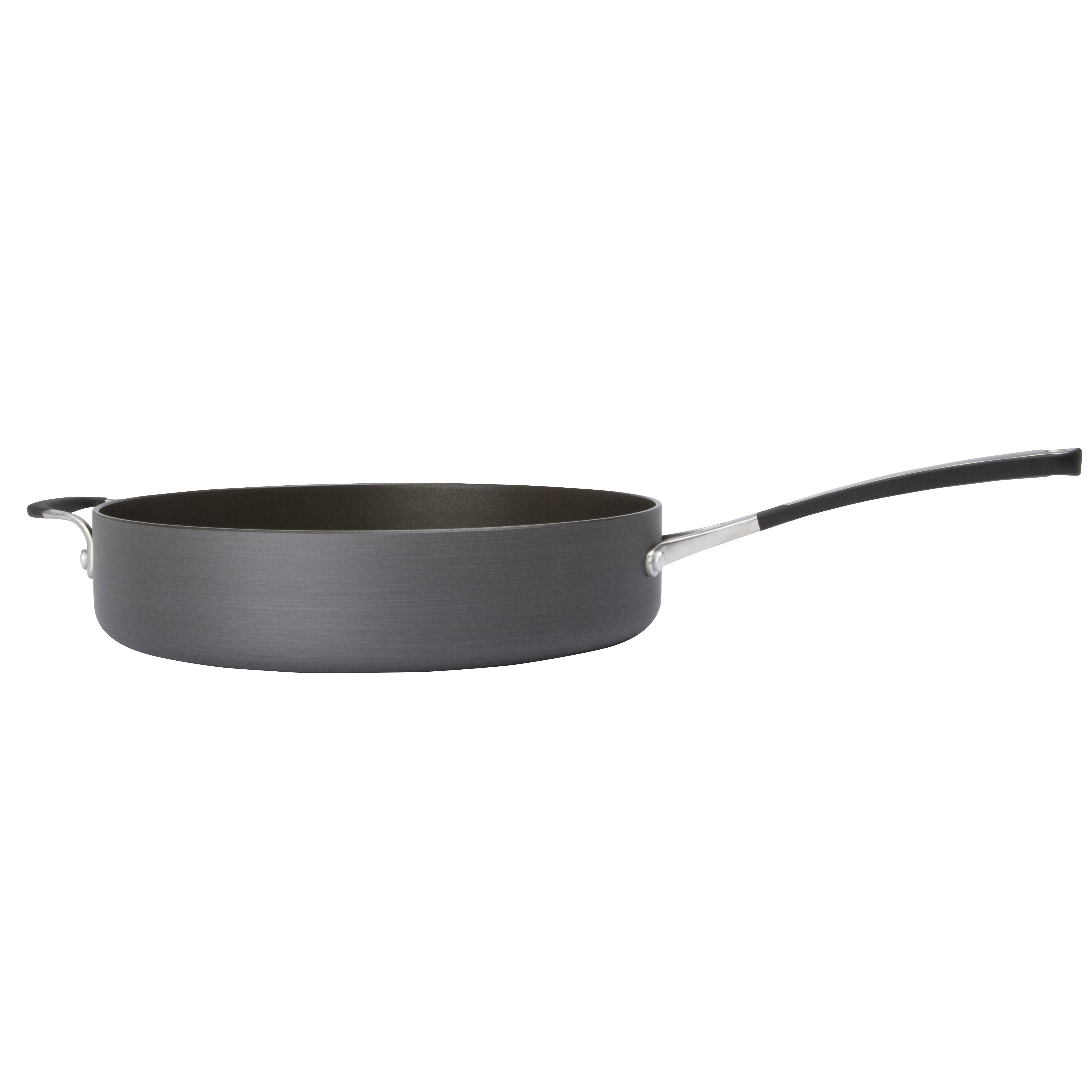 Calphalon Simply Nonstick 5-qt. Saute Pan with Lid ...