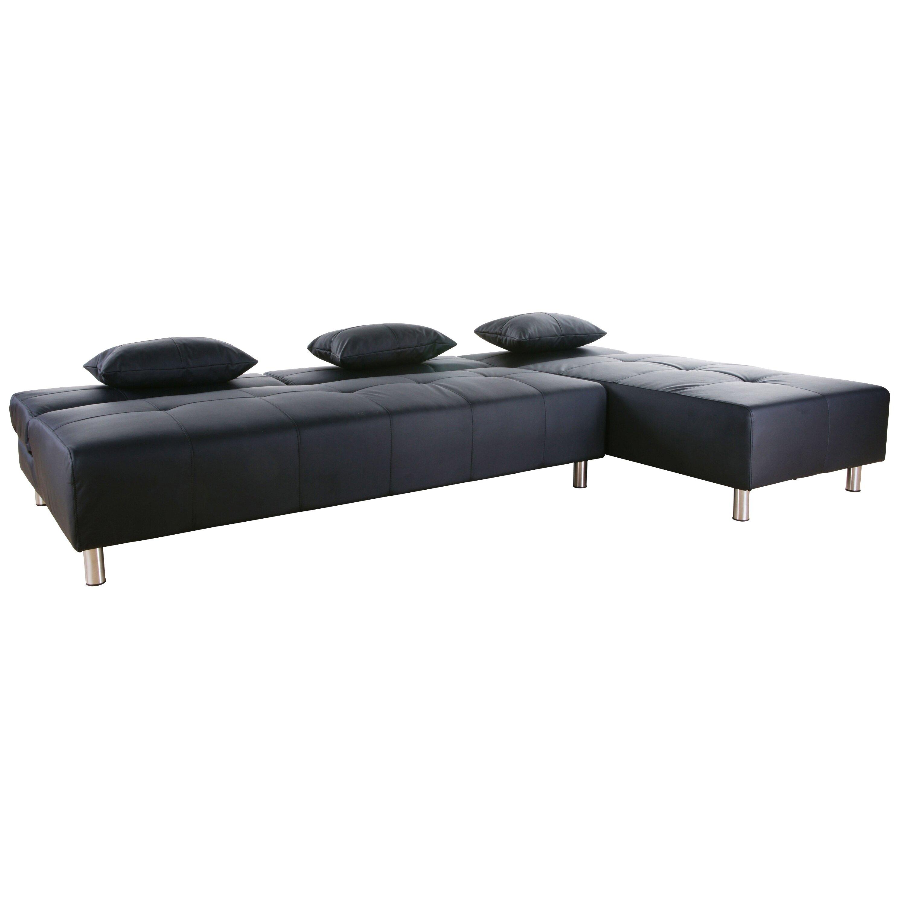 Ricardo Convertible Sectional Sofa WADL WADL