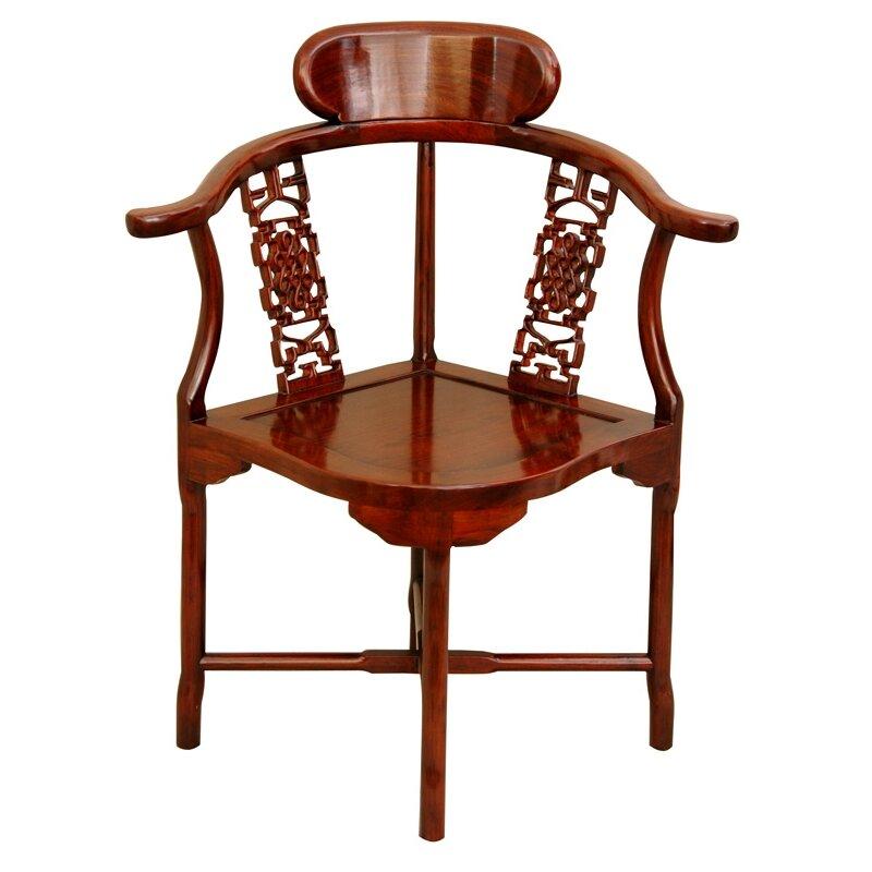 Corner Arm Chair | Wayfair