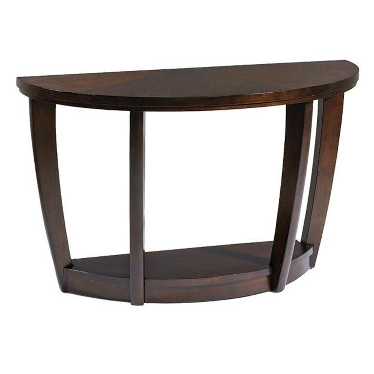 Klaussner Furniture Hiatt Console Table & Reviews | Wayfair