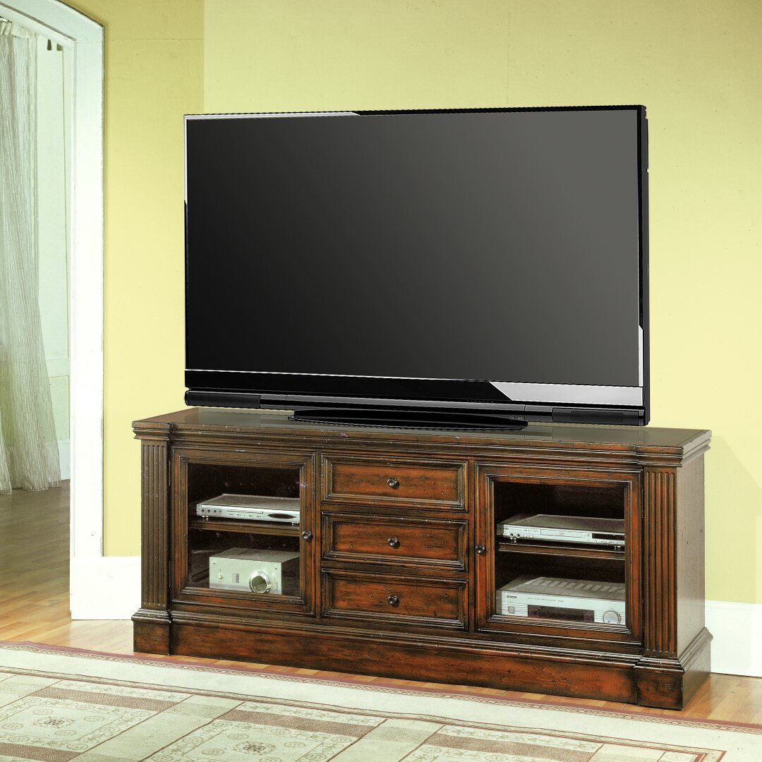 genoa tv stand wayfair. Black Bedroom Furniture Sets. Home Design Ideas