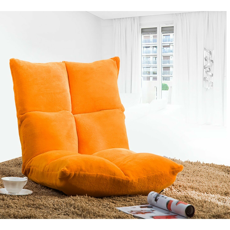 Merax Convertible Cushion Five Position Floor Chair