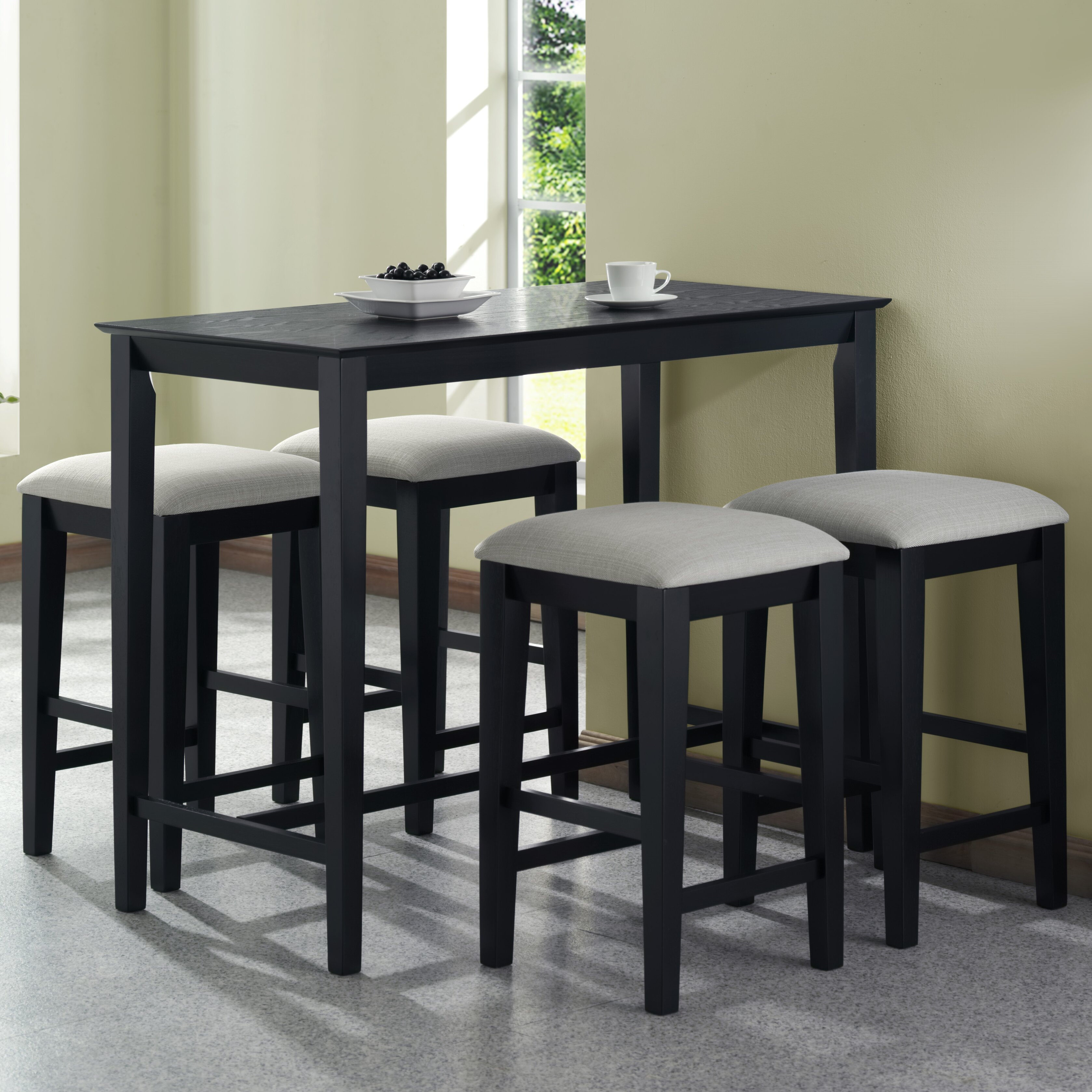 Monarch Specialties Inc. Counter Height Kitchen Table