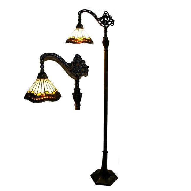 """Warehouse Reading Light: 62"""" Task Floor Lamp"""