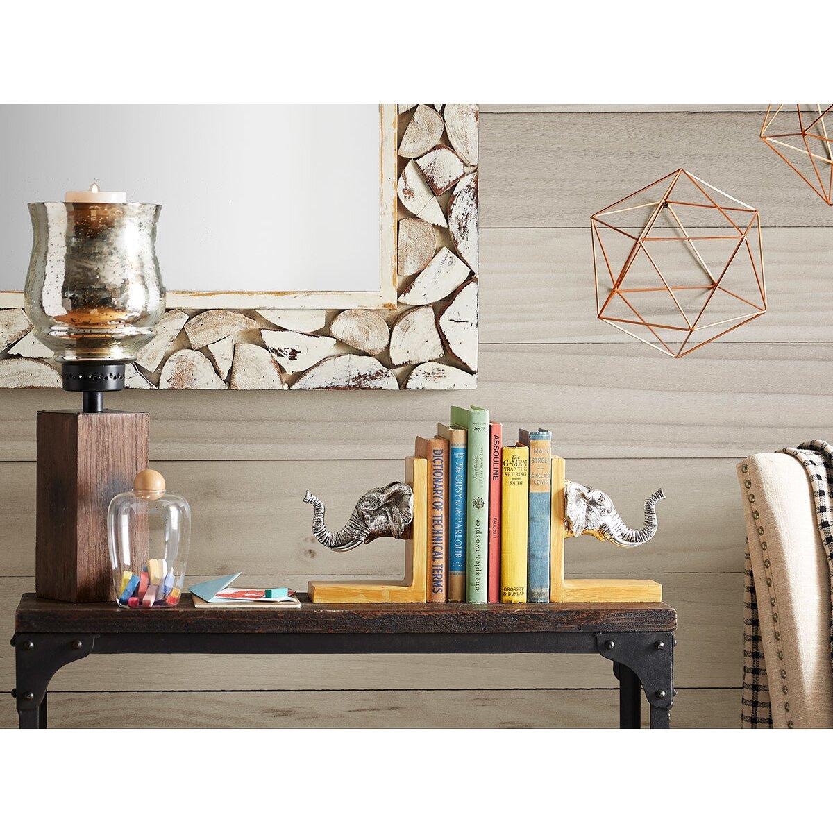 AB Home Bursa Copper Orb Decor Reviews Wayfair