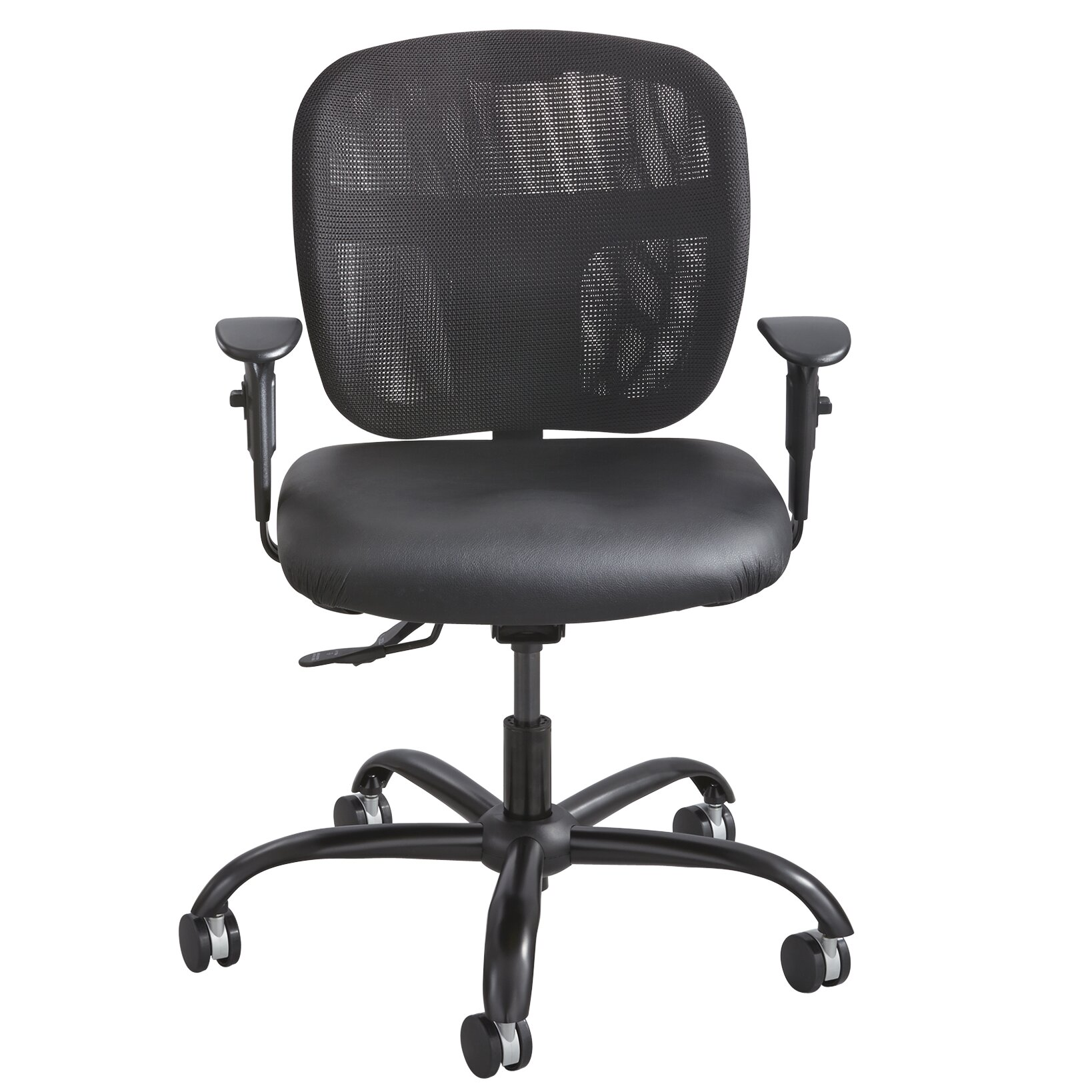 Safco Products Company Vue Task Chair with Adjustable Arms