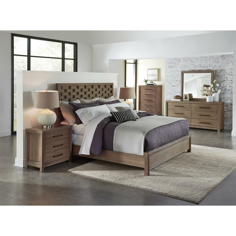 mirabelle panel customizable bedroom set by riverside furniture