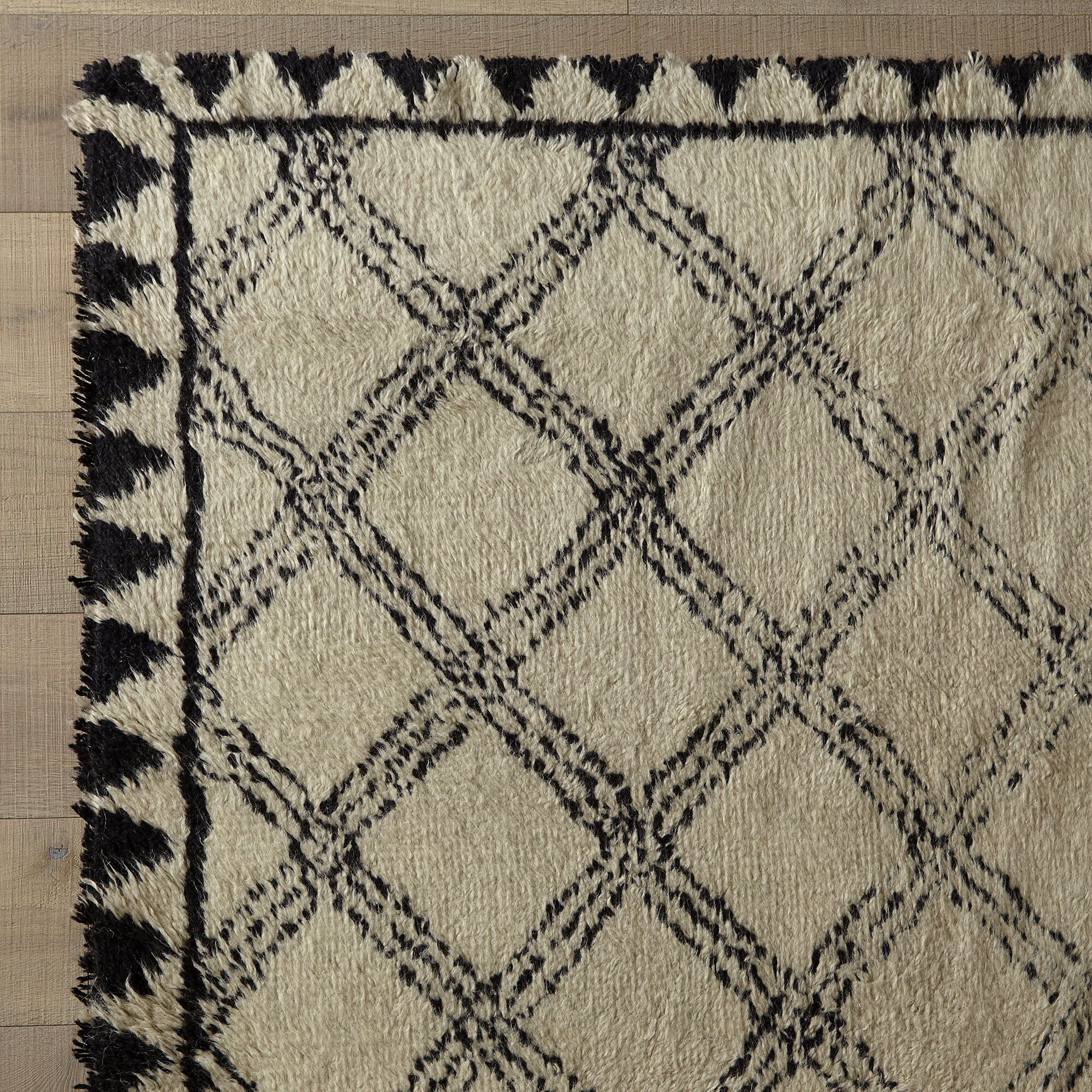 dwellstudio riad hand woven area rug reviews wayfair