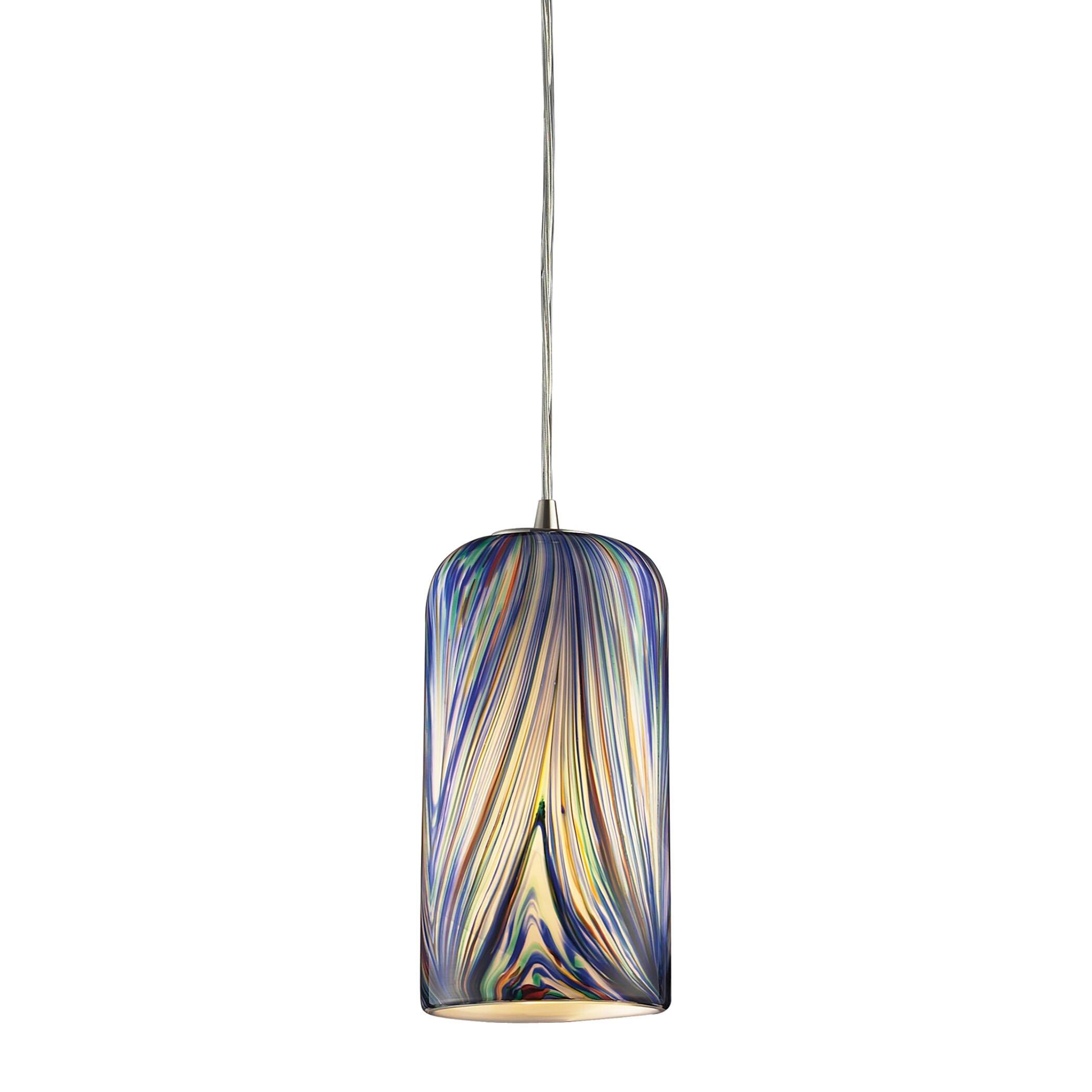 Elk Lighting Amazon: Elk Lighting Molten 1 Light Mini Pendant & Reviews