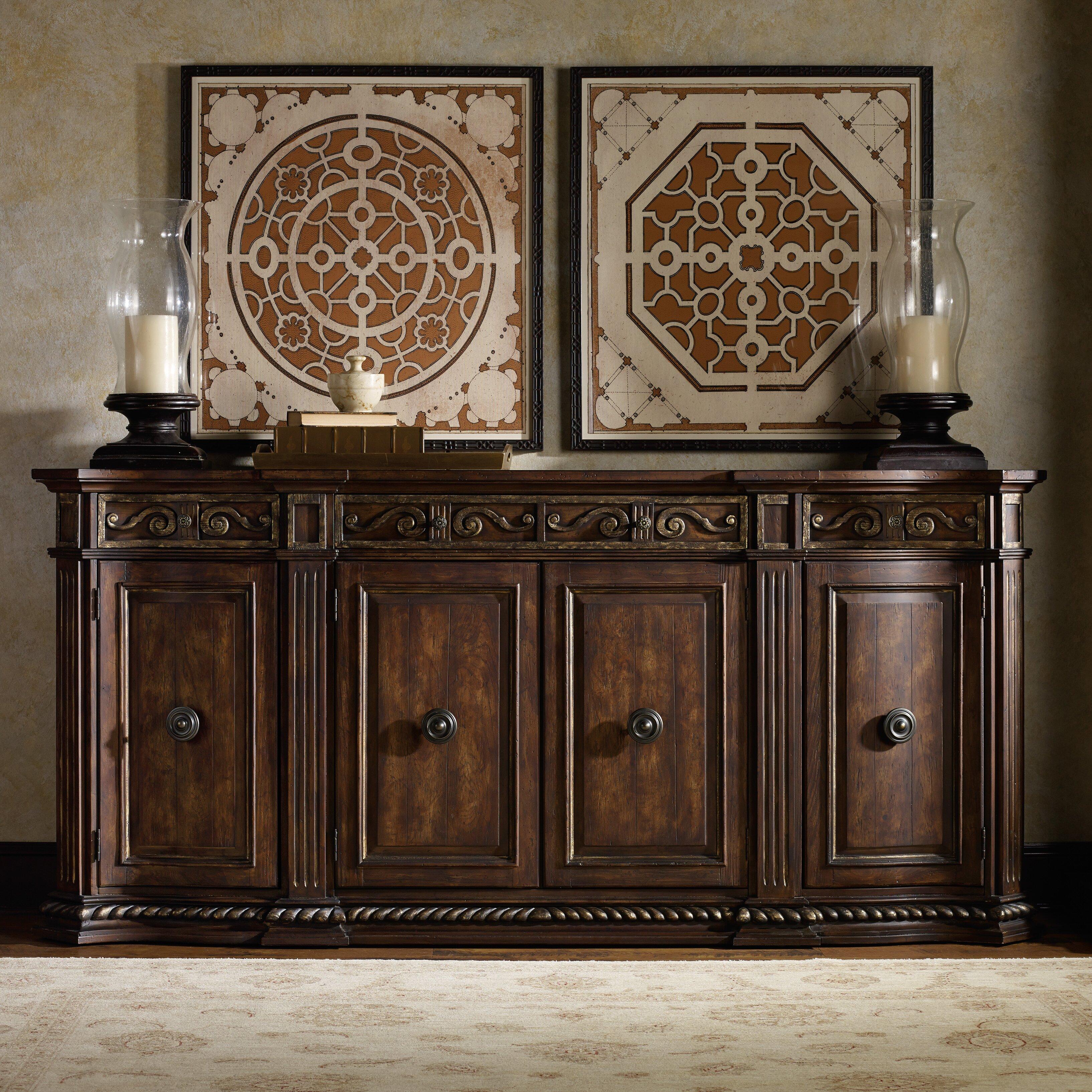 Hooker Furniture Adagio Credenza & Reviews
