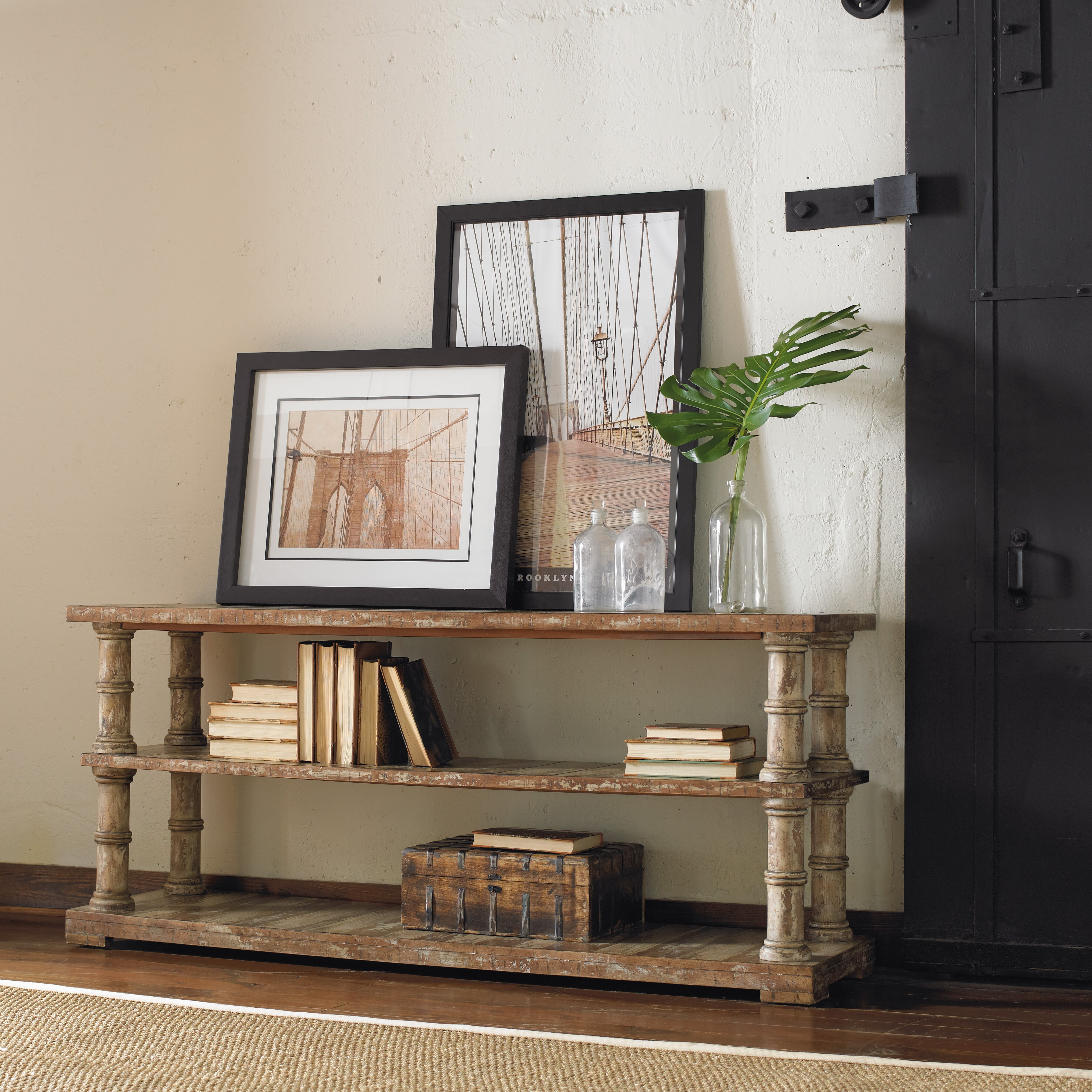 Hooker Furniture Wakefield Console Table & Reviews