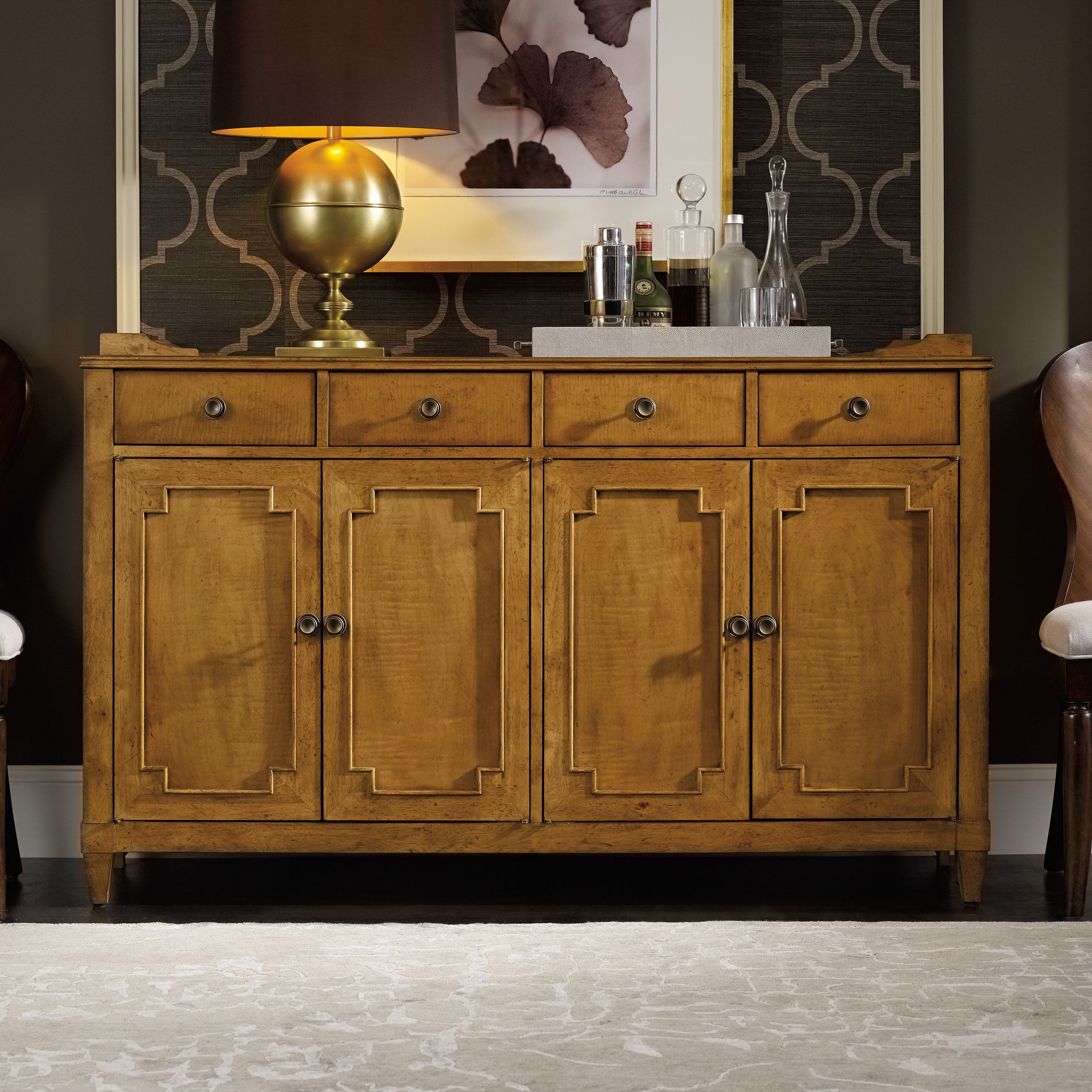 Hooker Furniture Palisade Server Reviews Wayfair