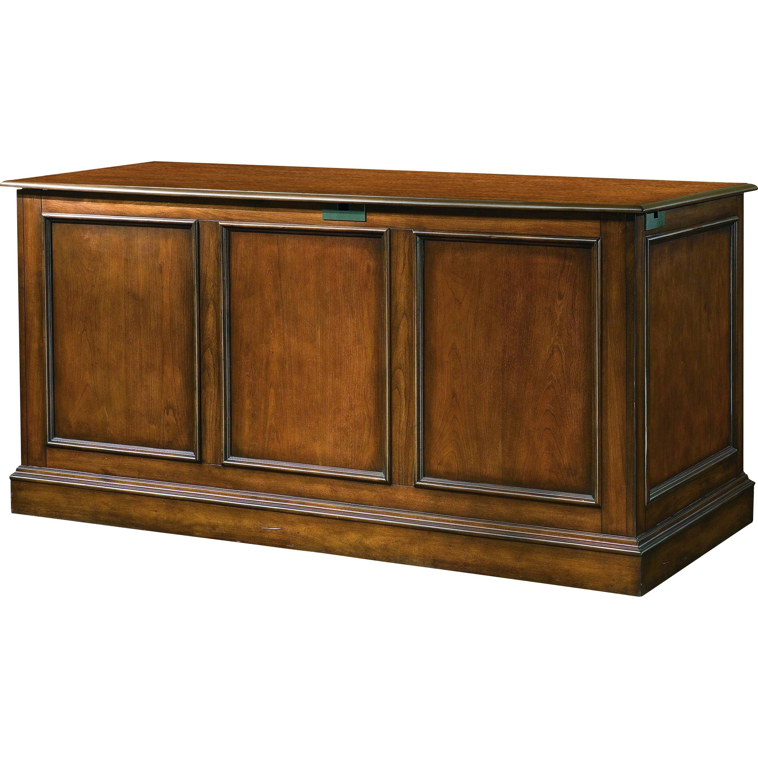 Hooker Furniture Brookhaven Drawer Executive Desk