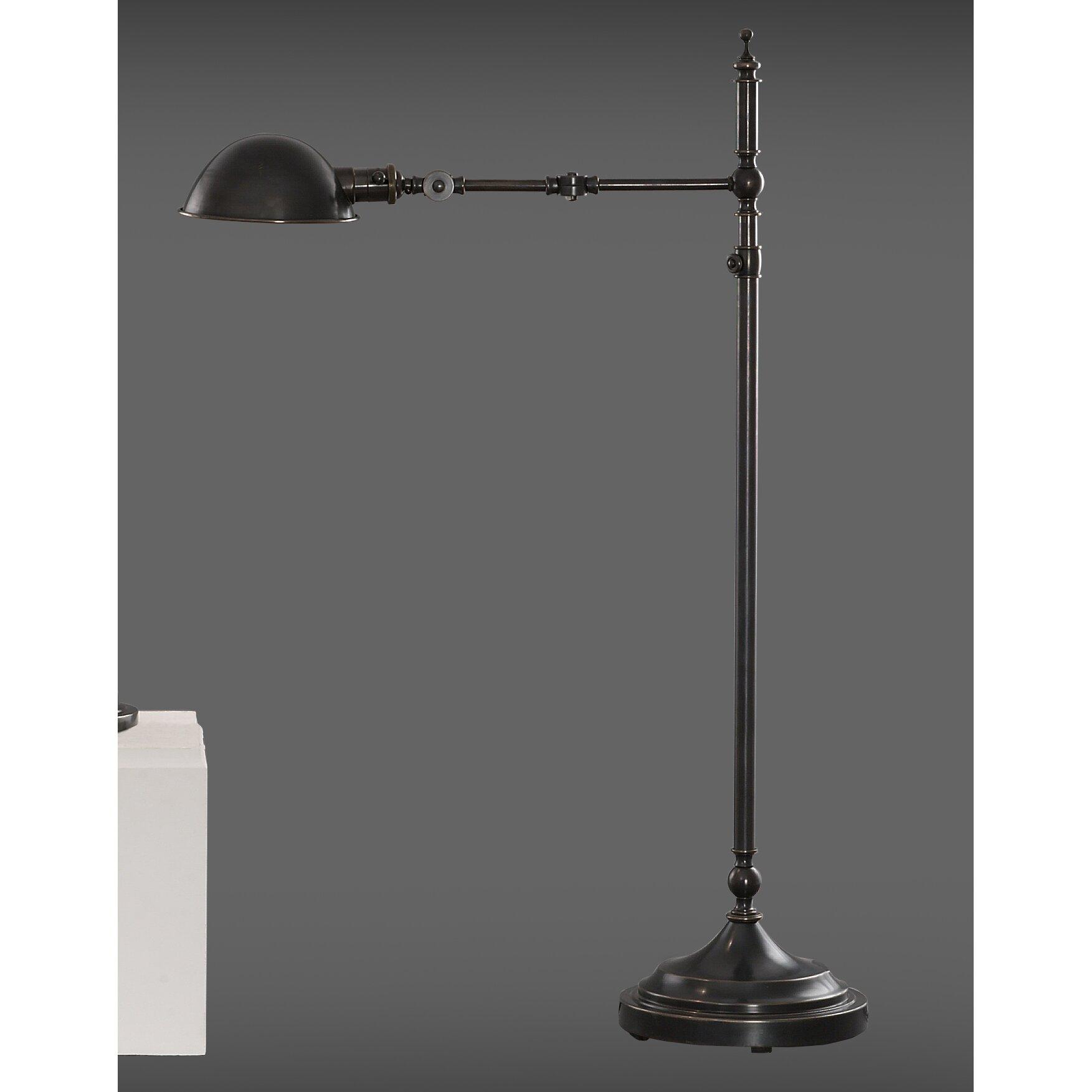 robert abbey ant bee pharmacy 50 task floor lamp. Black Bedroom Furniture Sets. Home Design Ideas