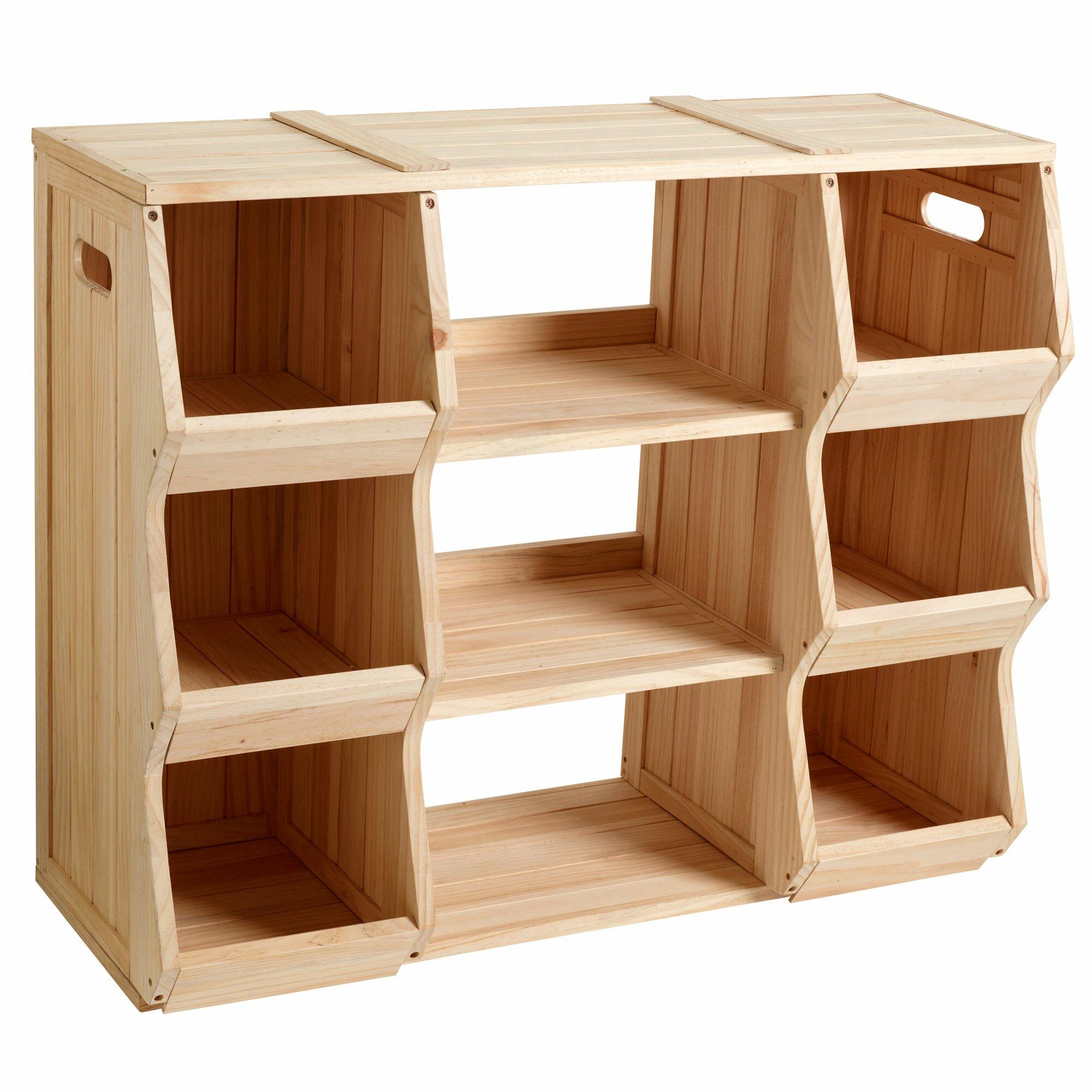 "Child Bookcase: Children's 37"" Bookcase"