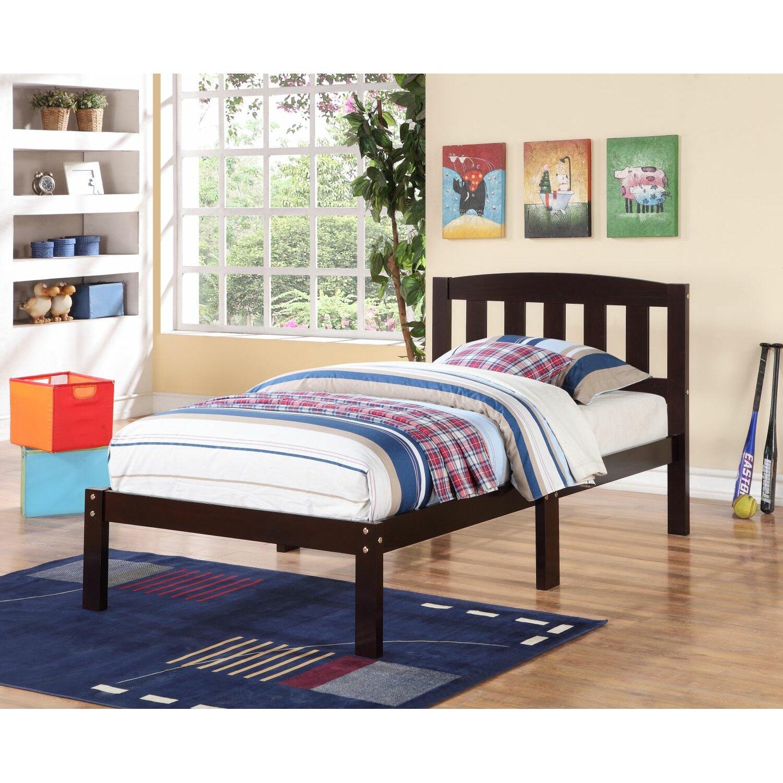 williams import co crosby twin slat bed reviews wayfair. Black Bedroom Furniture Sets. Home Design Ideas