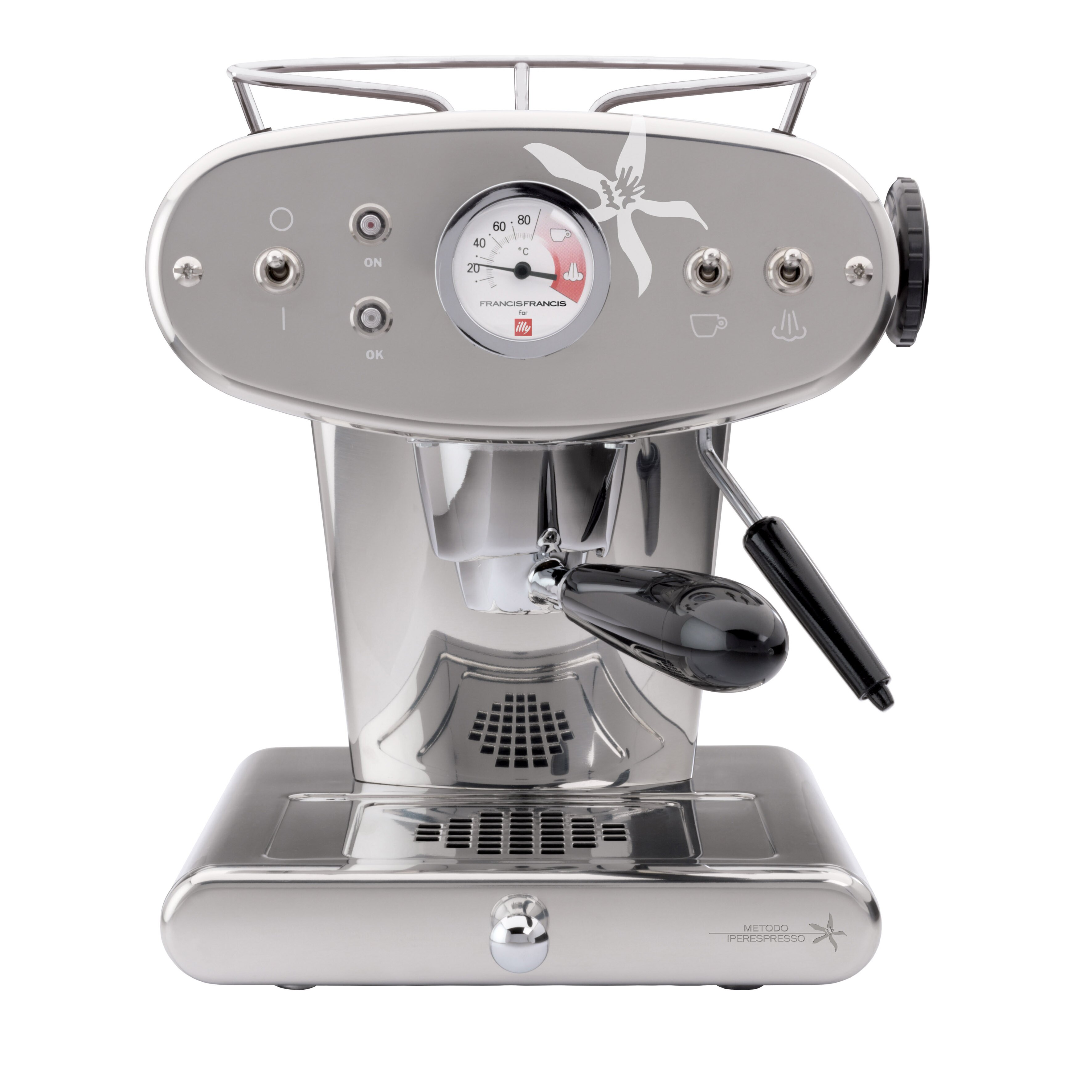 Illy Caffe & Espresso Francis Francis for illy X1 ...