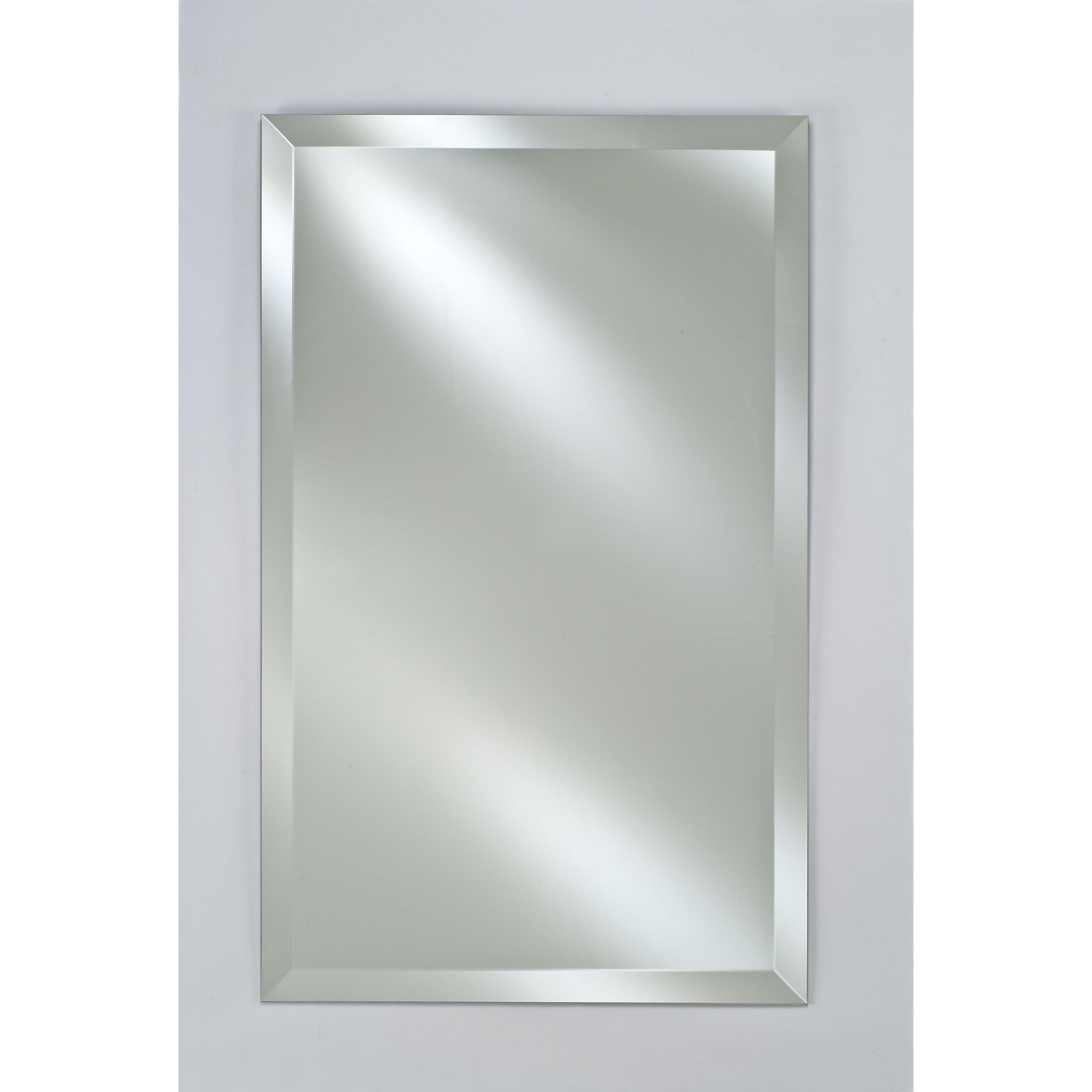 Afina basix 24 x 30 recessed medicine cabinet reviews for Bathroom medicine cabinets 14 x 18