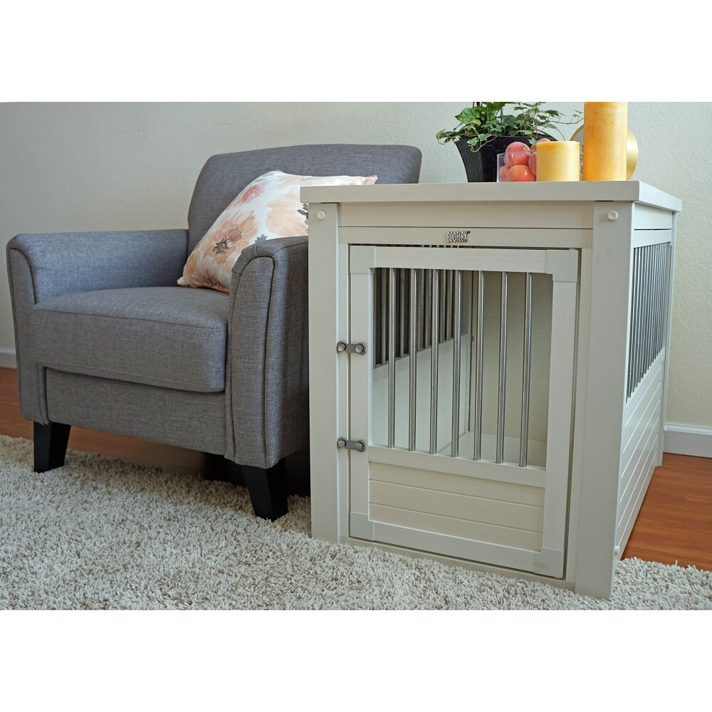 Dog Crate Furniture furniture style crates wayfair