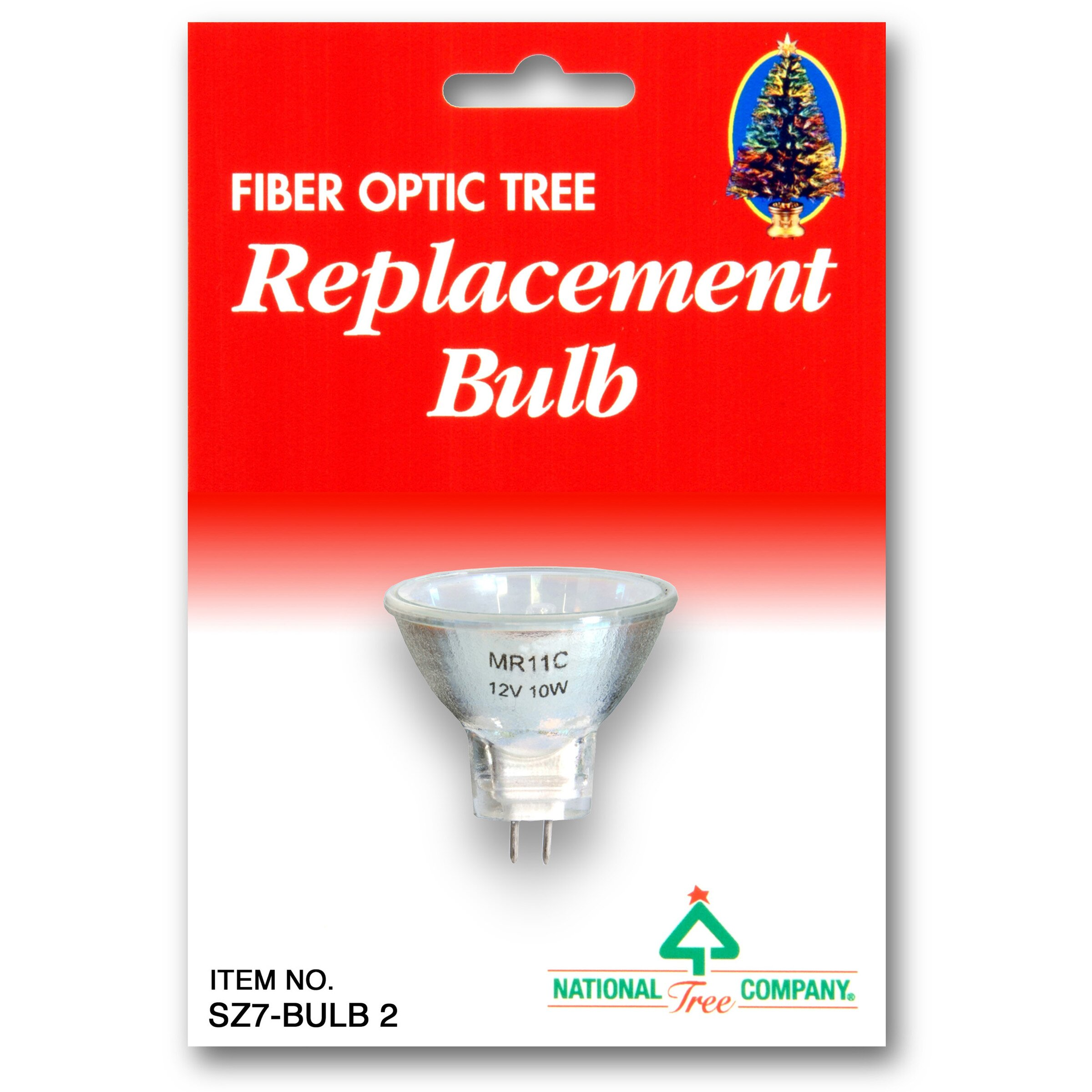 National Tree Co. Fiber Optic Halogen Replacement Bulb