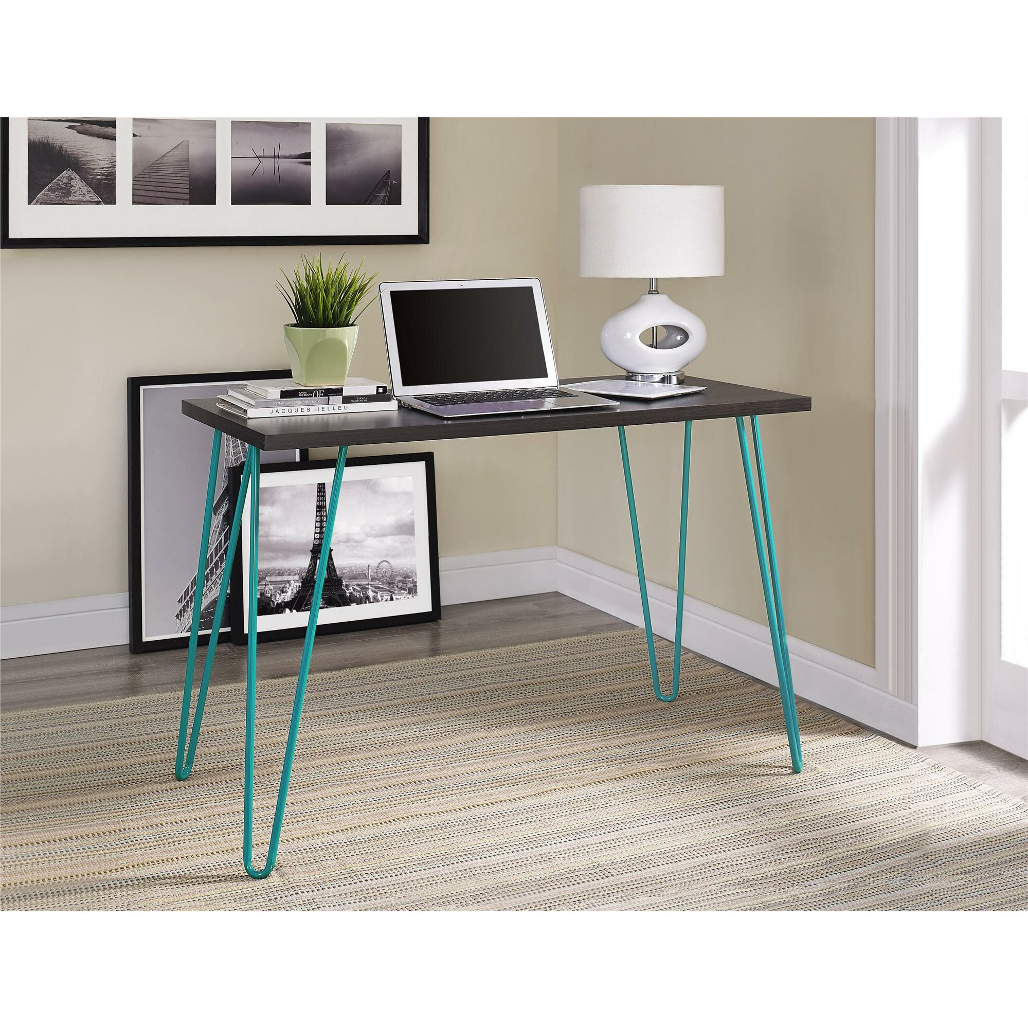 Altra Owen Retro Writing Desk Amp Reviews Wayfair