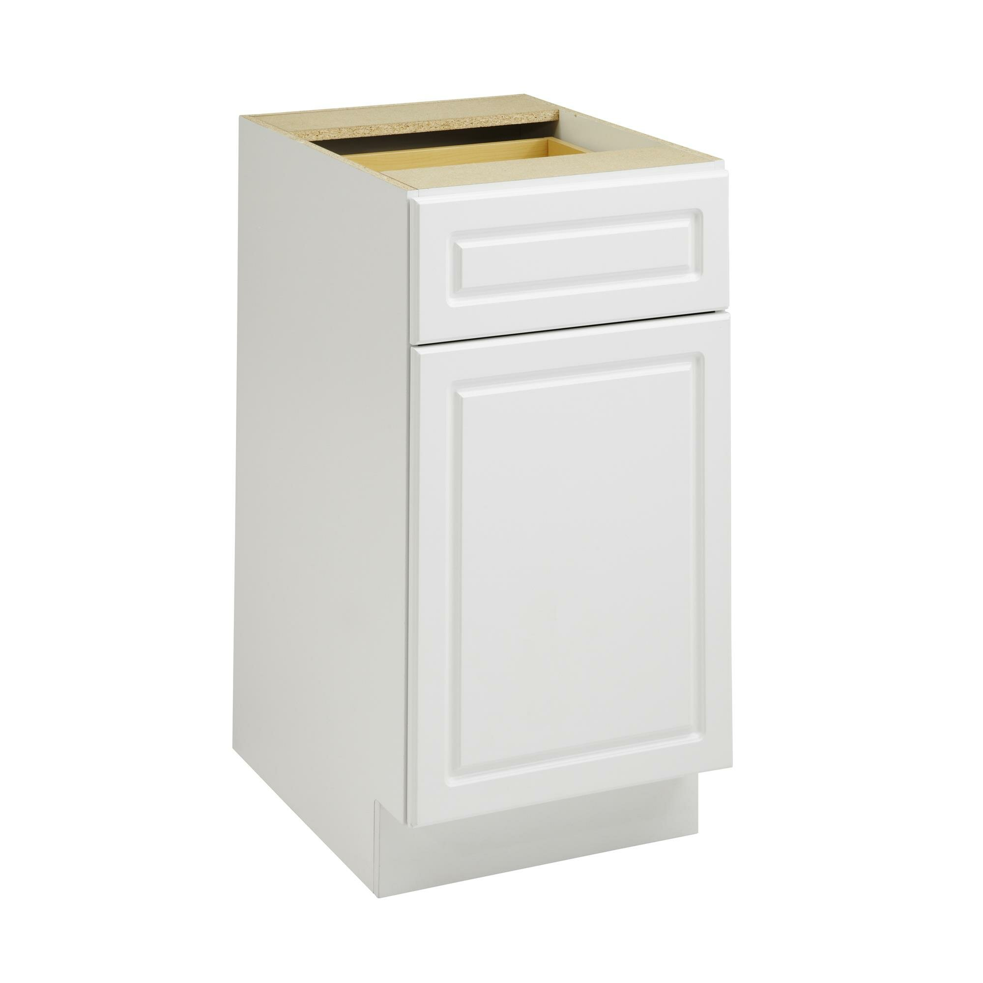 altra keystone 18 1 drawer door base cabinet reviews wayfair. Black Bedroom Furniture Sets. Home Design Ideas