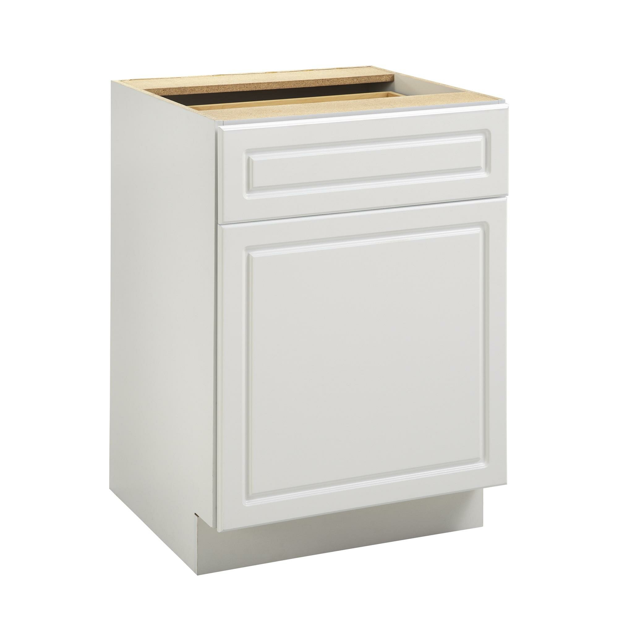 Altra keystone 24 1 drawer door base cabinet reviews for One day doors and closets reviews