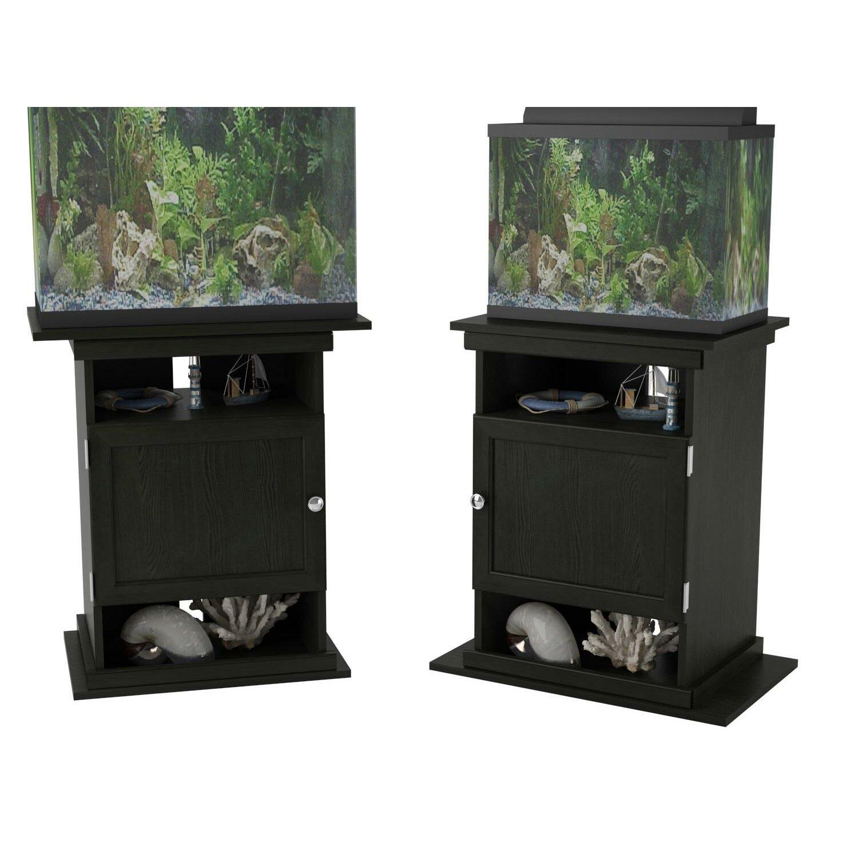 Altra flipper 20 gallon aquarium stand reviews wayfair for Fish tank stand 20 gallon