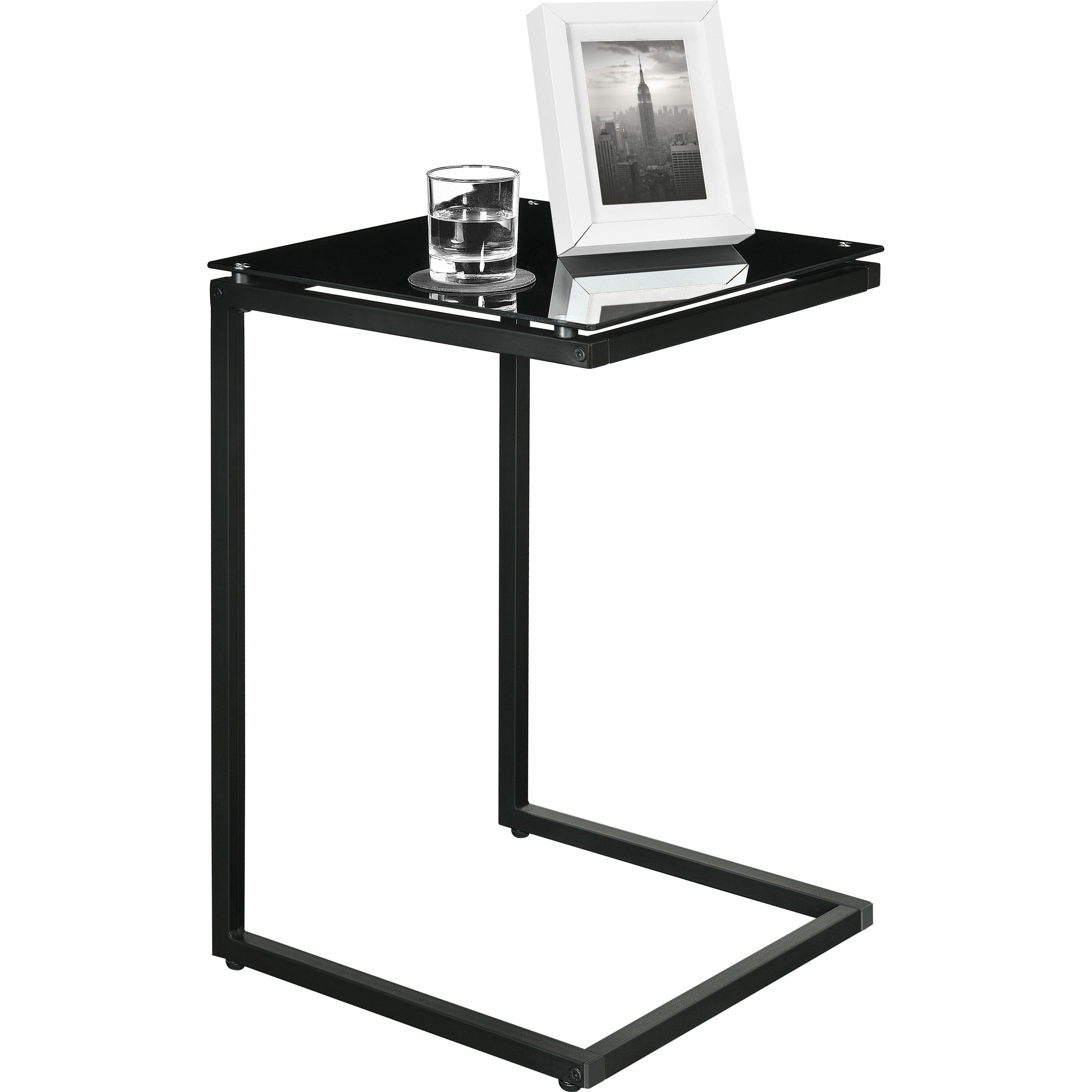 Hako Coffee Table: Altra C Shaped End Table & Reviews