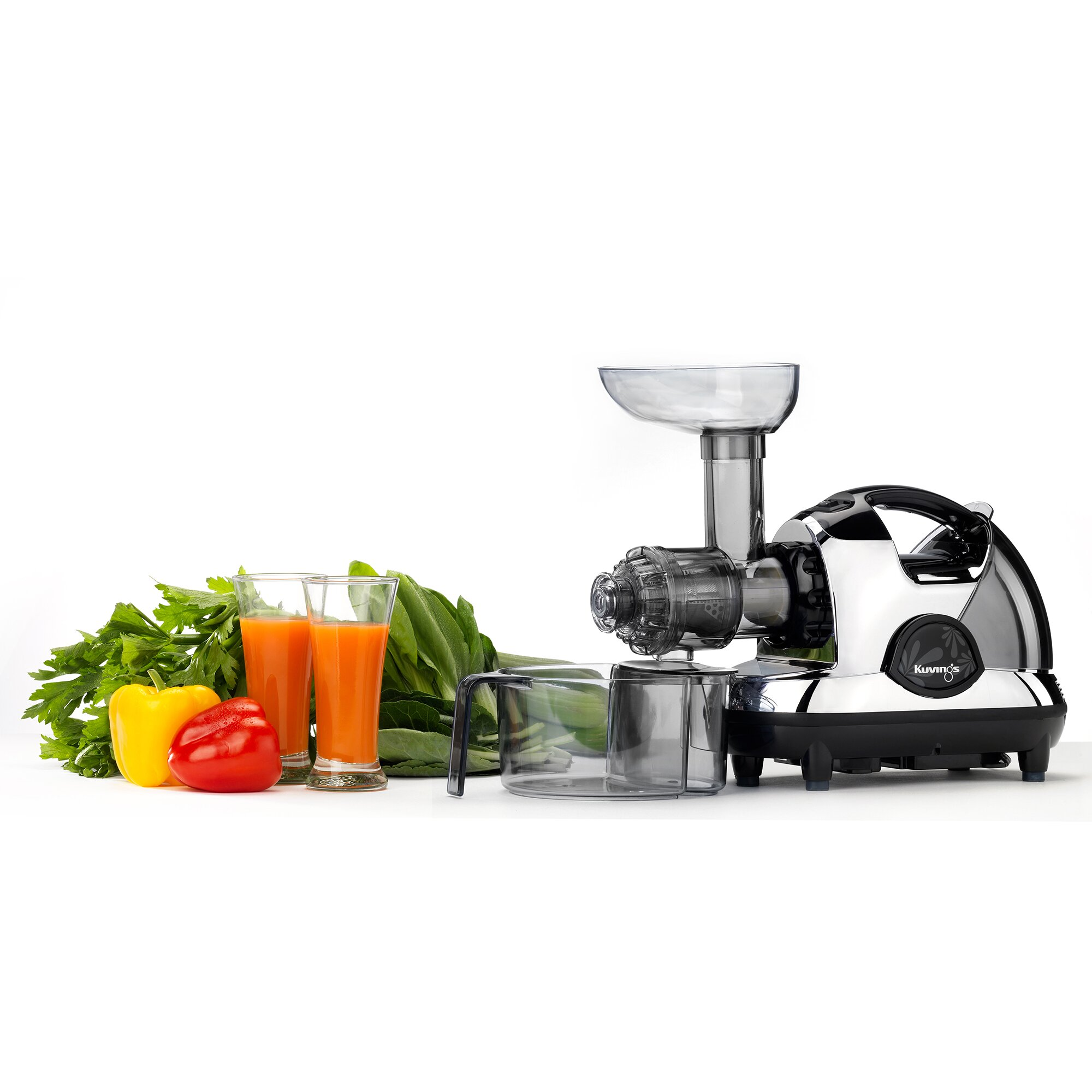 Kuvings Masticating Slow Juicer Reviews : KUvINGS Masticating Slow Juicer & Reviews Wayfair