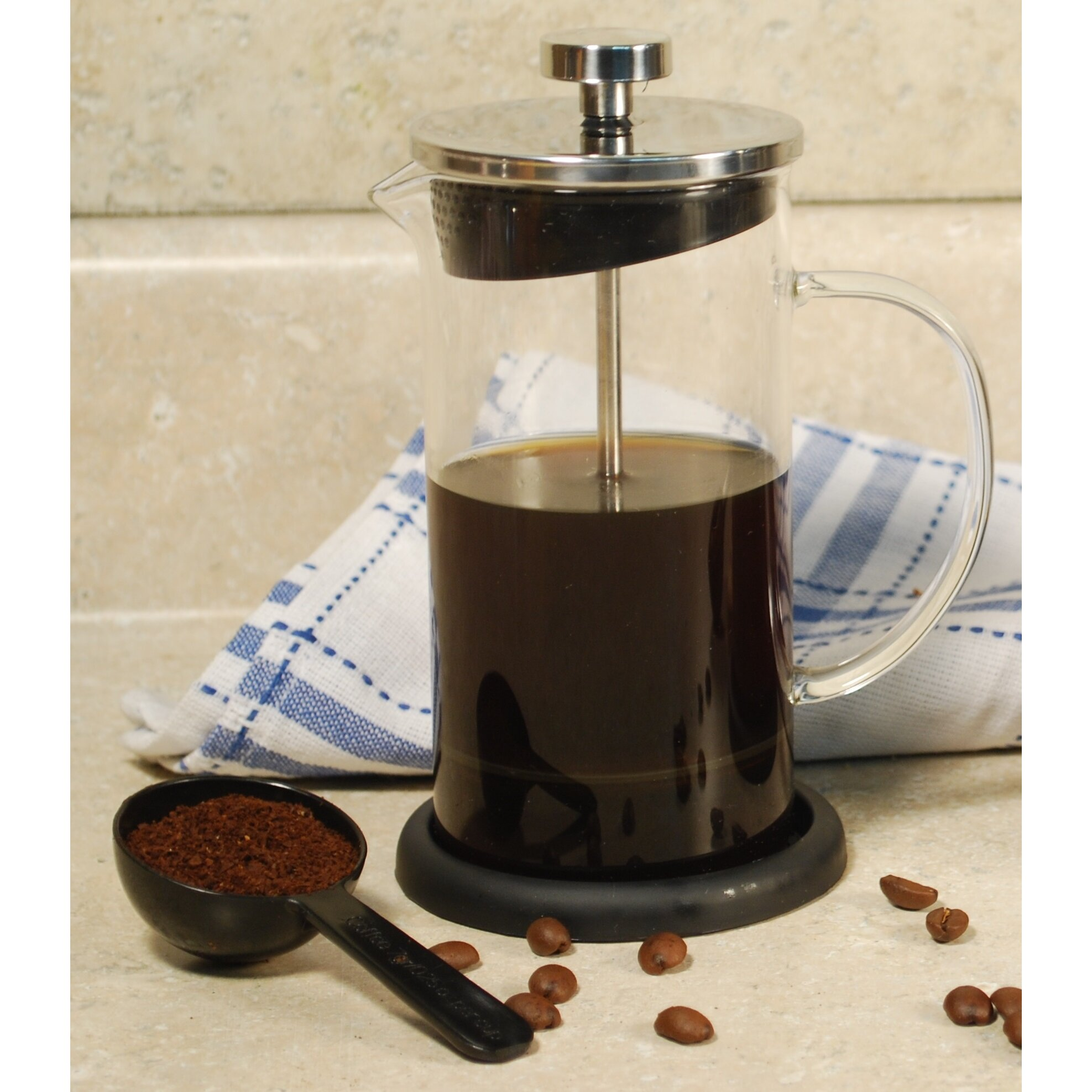 Grosche Madrid French Press Coffee And Tea Maker Cook Pro French Presse Coffee Maker