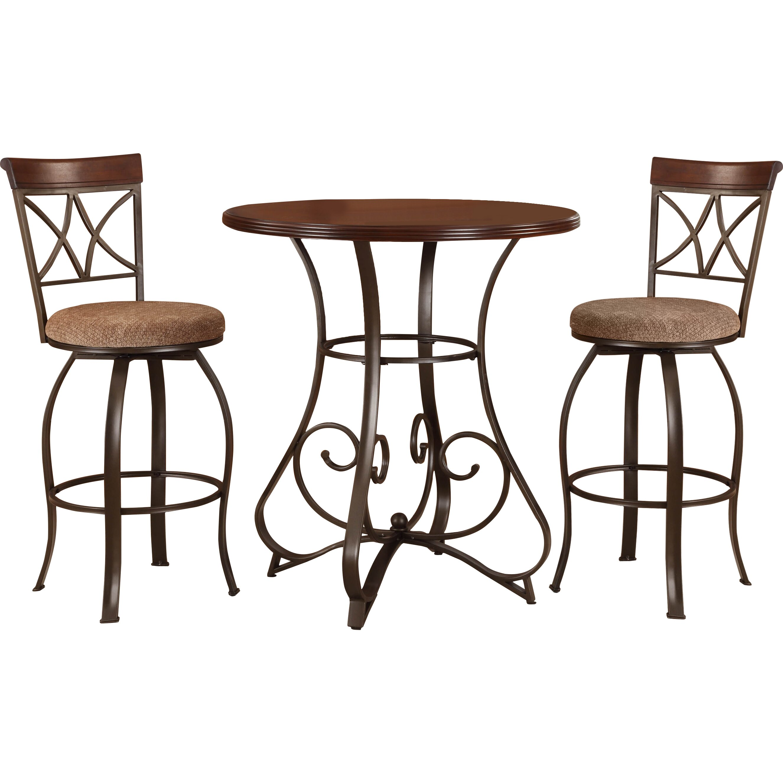 3 Piece Pub Table Set Wayfair