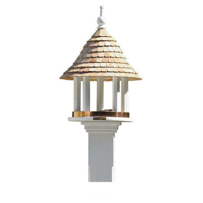 free standing bird feeder base 3