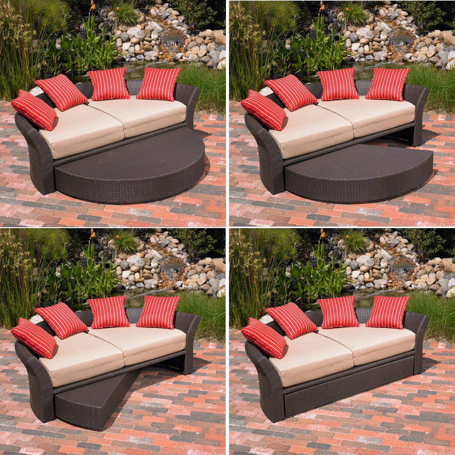 Mission Hills Corinth Daybed Amp Reviews Wayfair