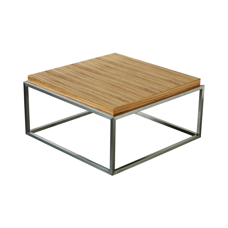 Gus Modern Square Drake Coffee Table Reviews Wayfair