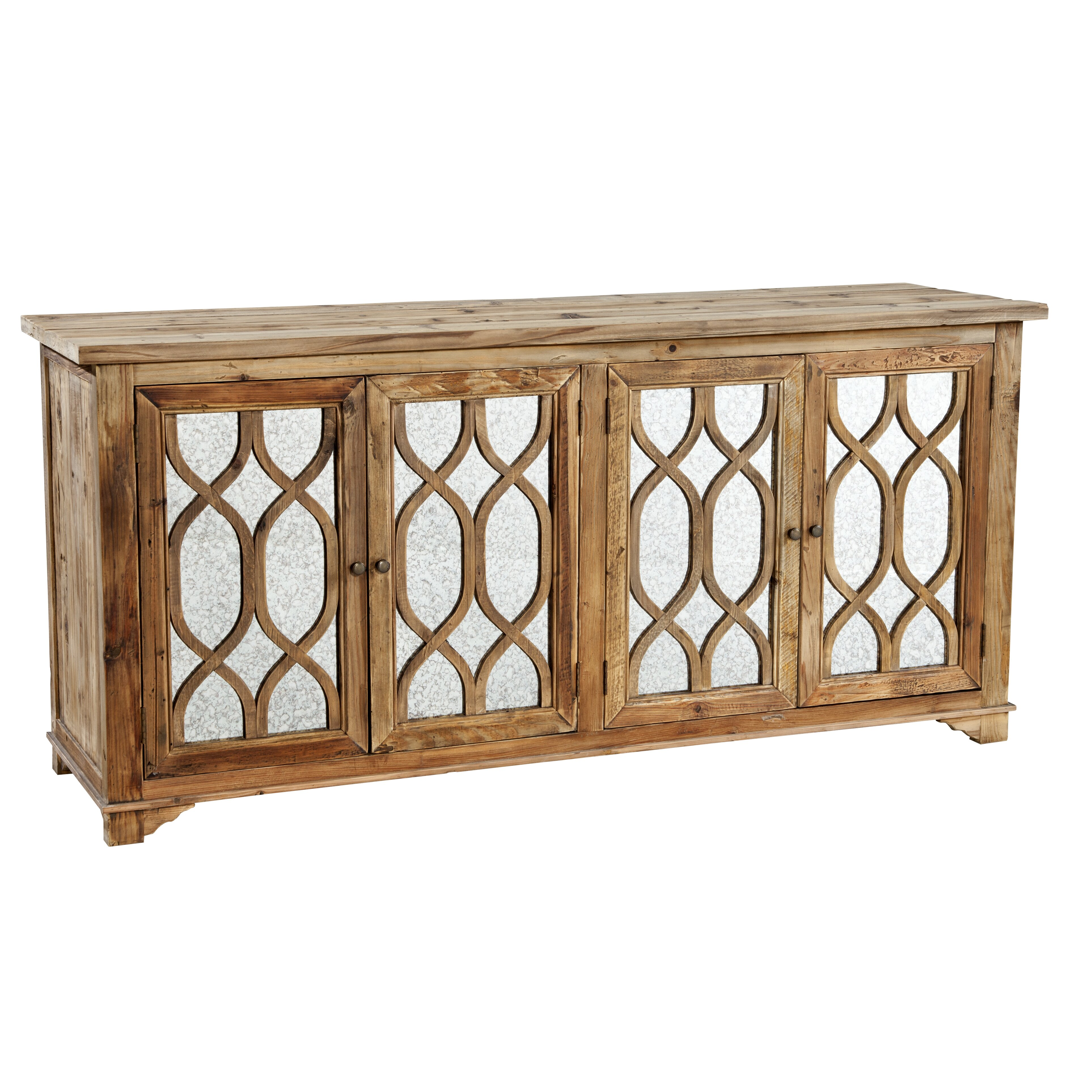 Furniture Classics LTD Mirrored Sideboard & Reviews